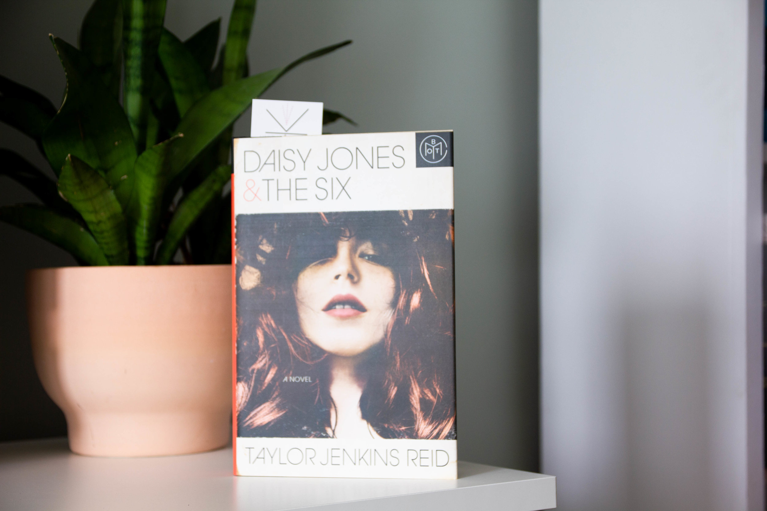 Book Review - Daisy Jones and the Six
