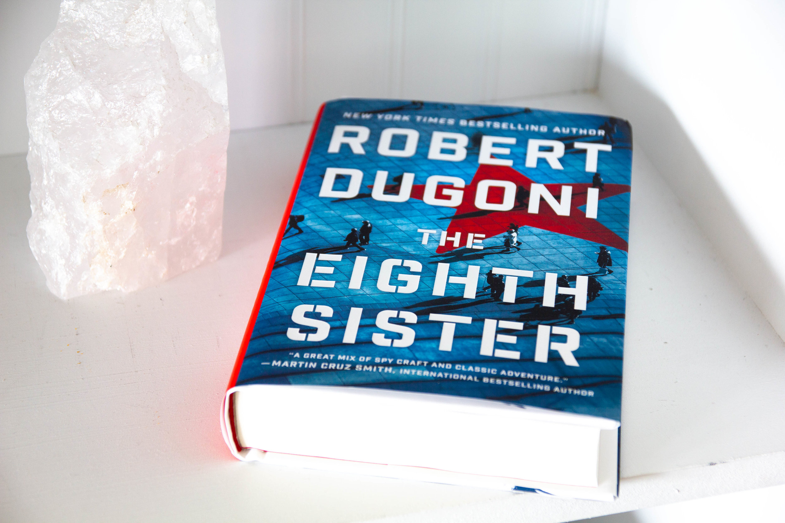 Book Feature - The Eighth Sister by Robert Dugoni