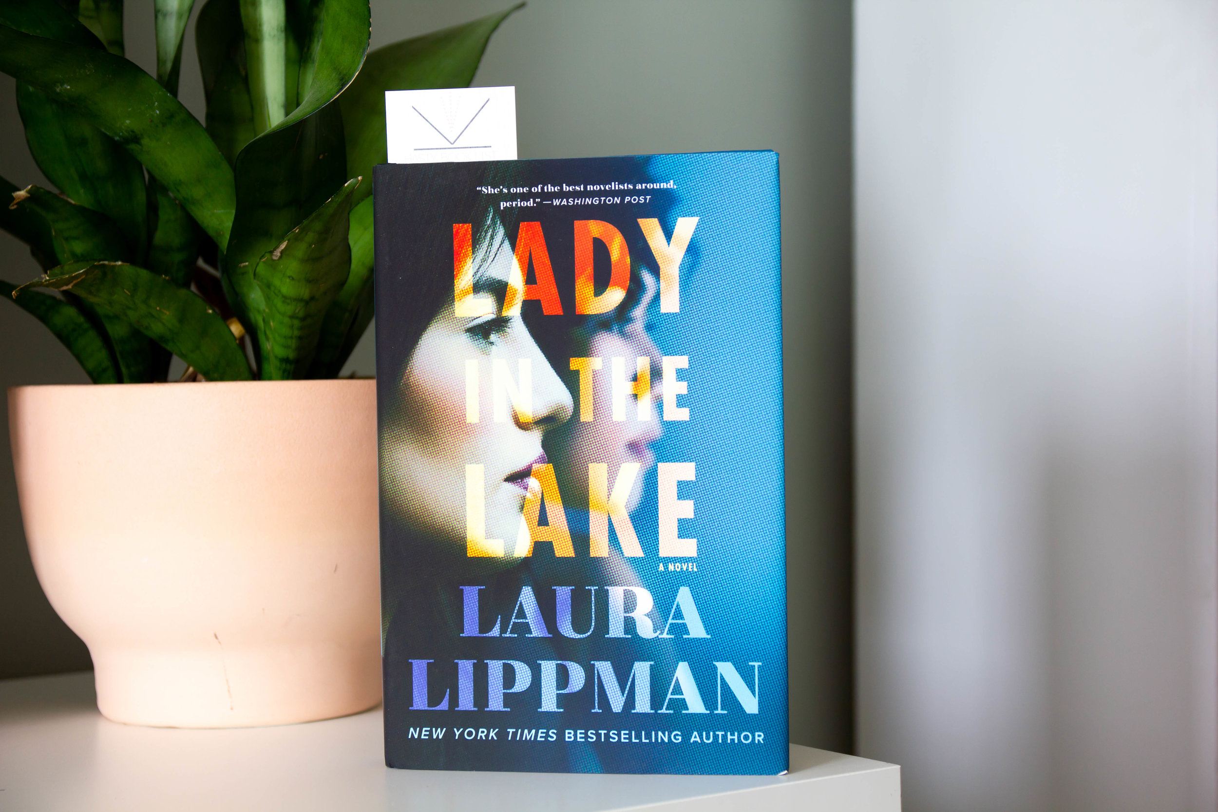 Book Feature - Lady in the Lake by Laura Lippman