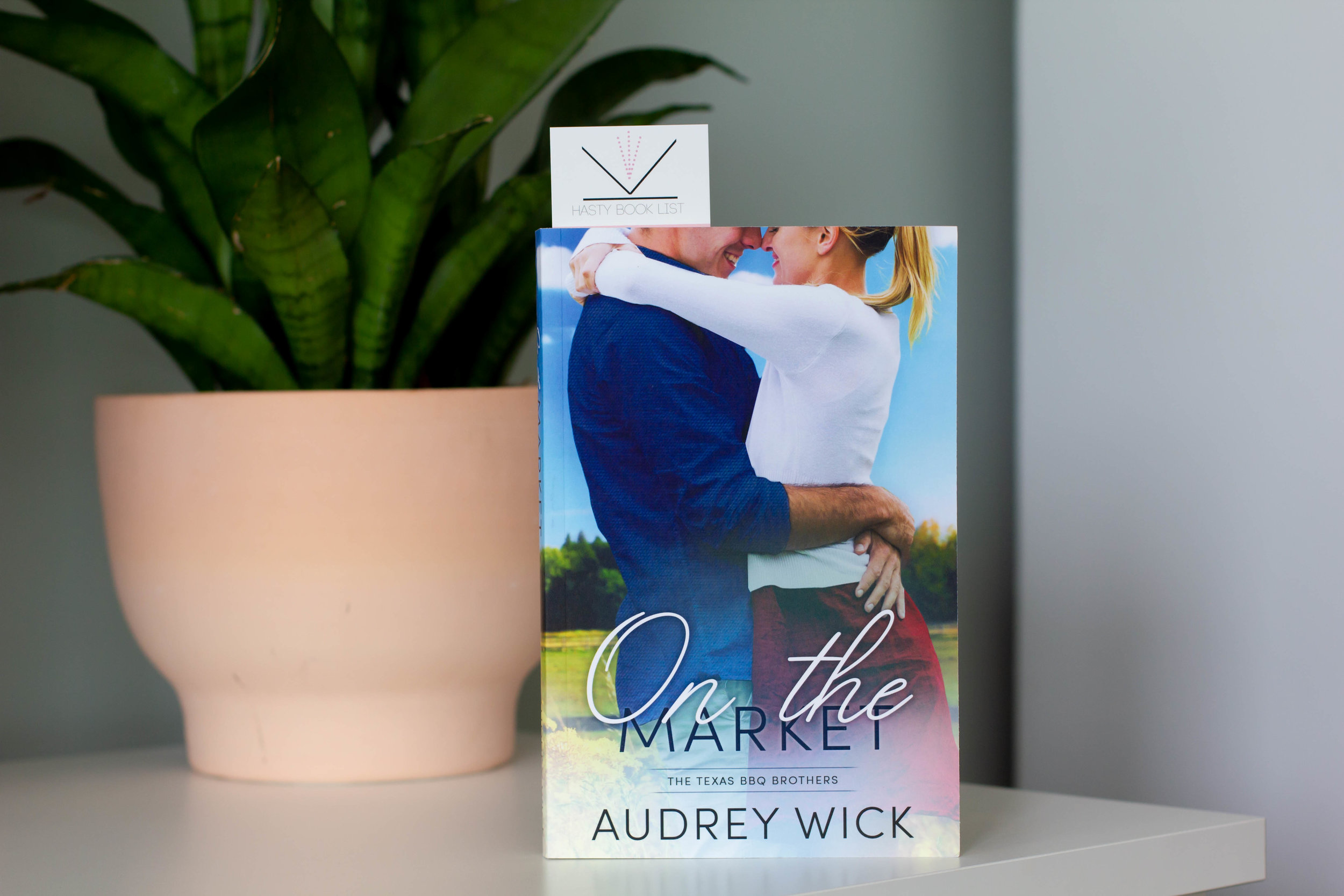 Book Feature - On the Market by Audrey Wick