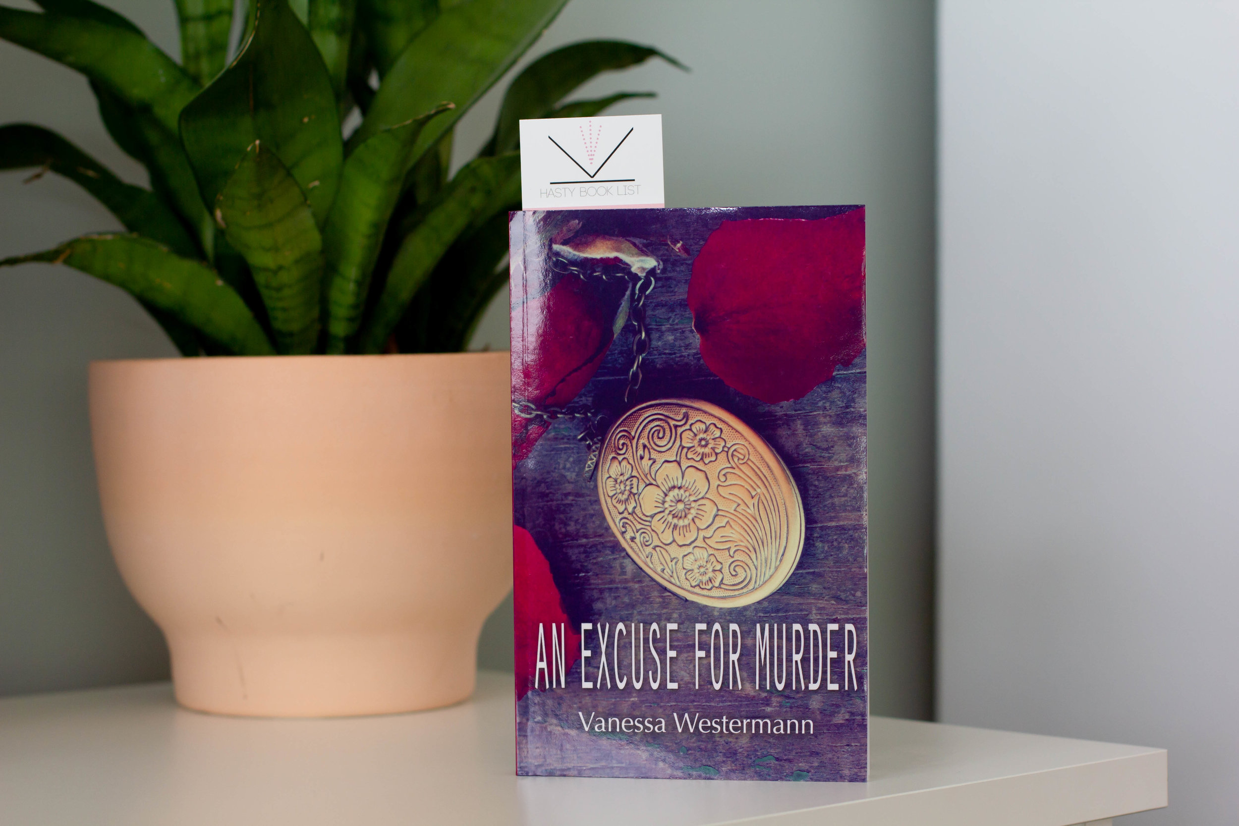 Book Feature - An Excuse for Murder by Vanessa Westerman