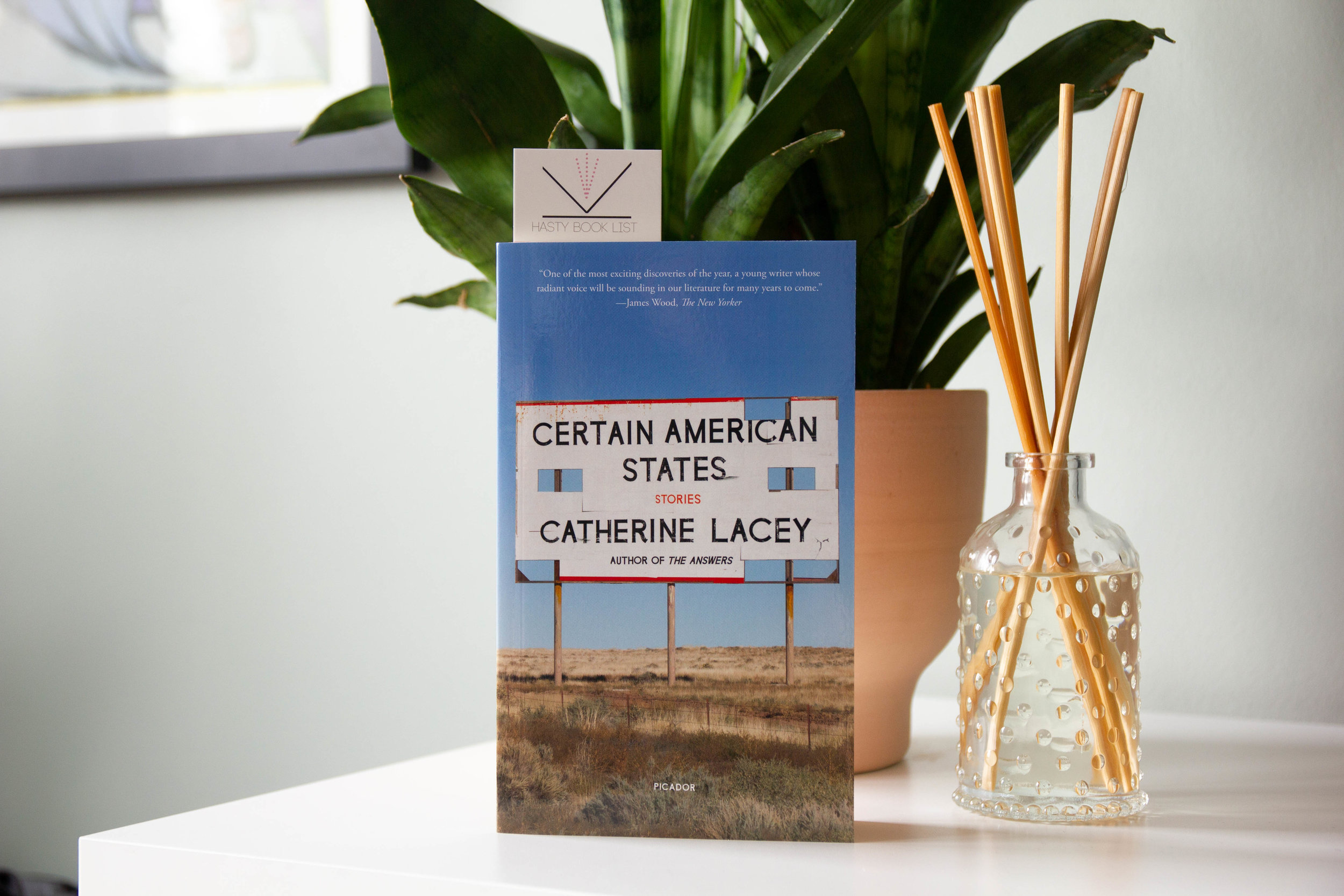 Certain American States by Catherine Lacey - One of Granta's Best Young American novelists, Catherine Lacey, the Whiting Award-winning author of The Answers, showcases her literary style in short fiction with Certain American States, a collection of stories about ordinary people seeking―and failing to find―the extraordinary in their lives.