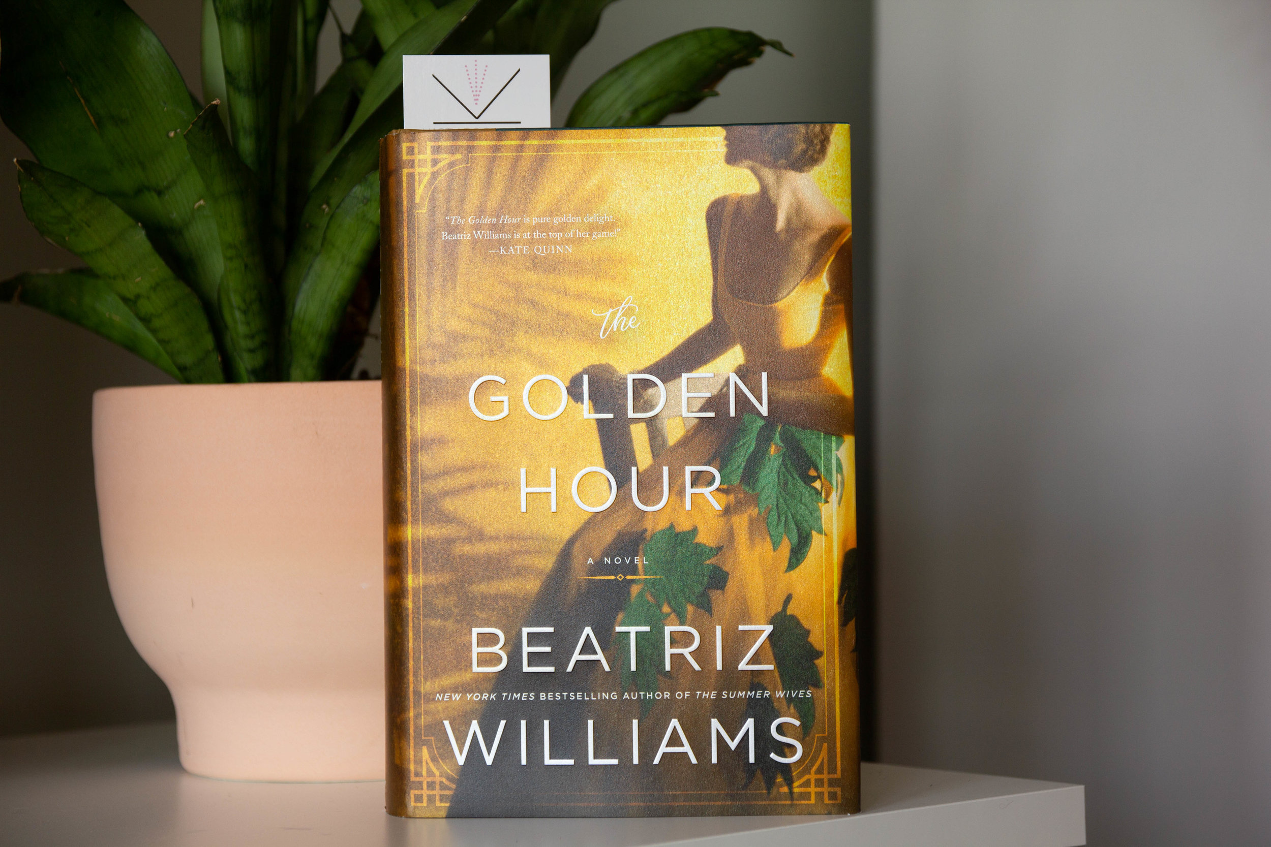Book Review - The Golden Hour by Beatriz Williams