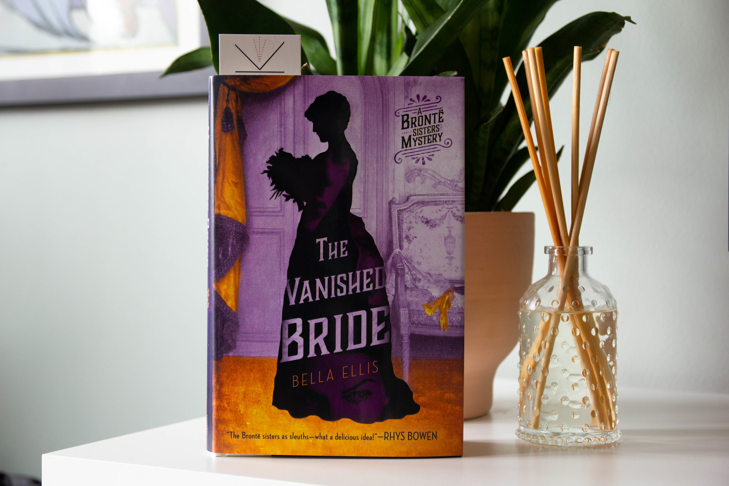 Book Feature - The Vanished Bride by Bella Ellis