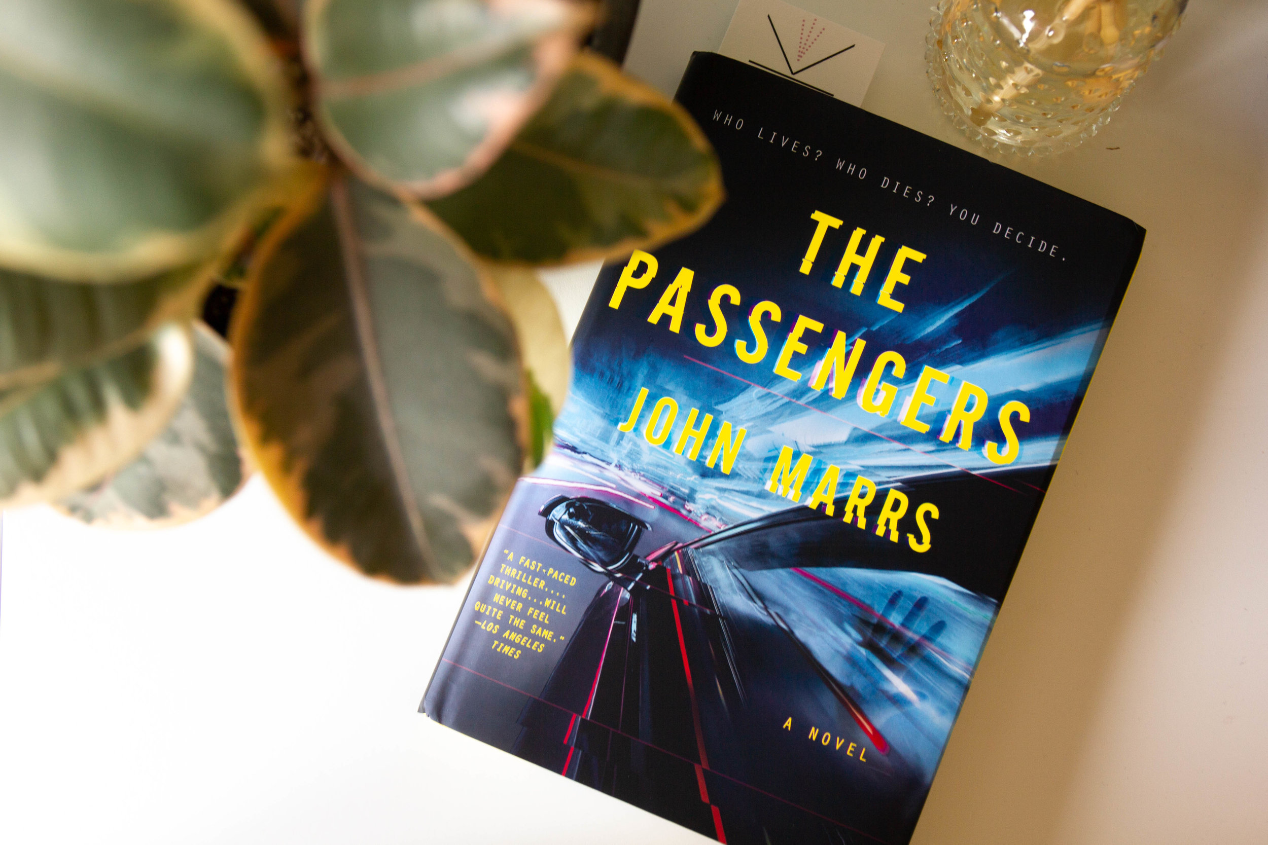 Book Feature - The Passengers by John Marrs