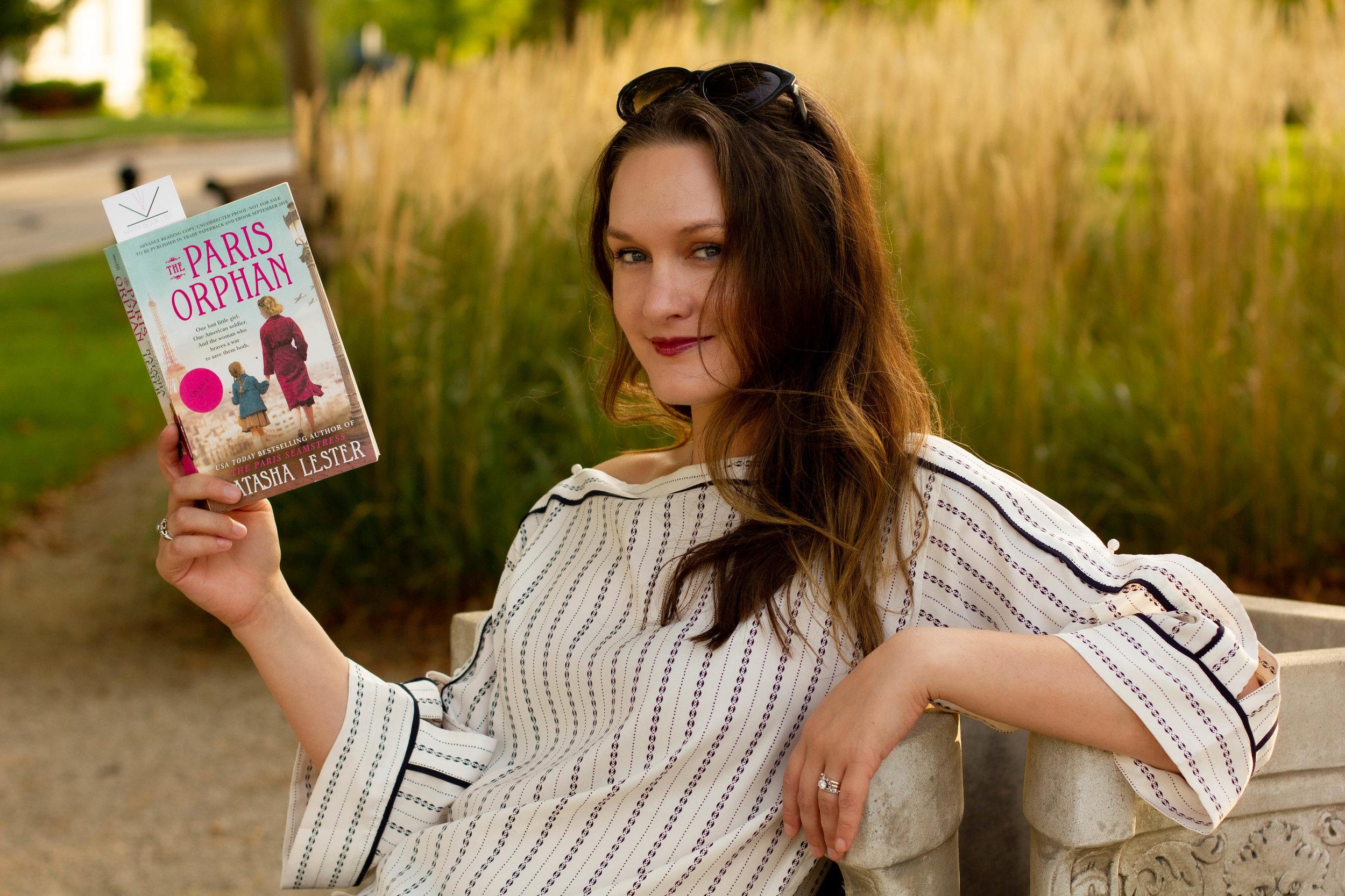 Book Review - The Paris Orphan by Natasha Lester