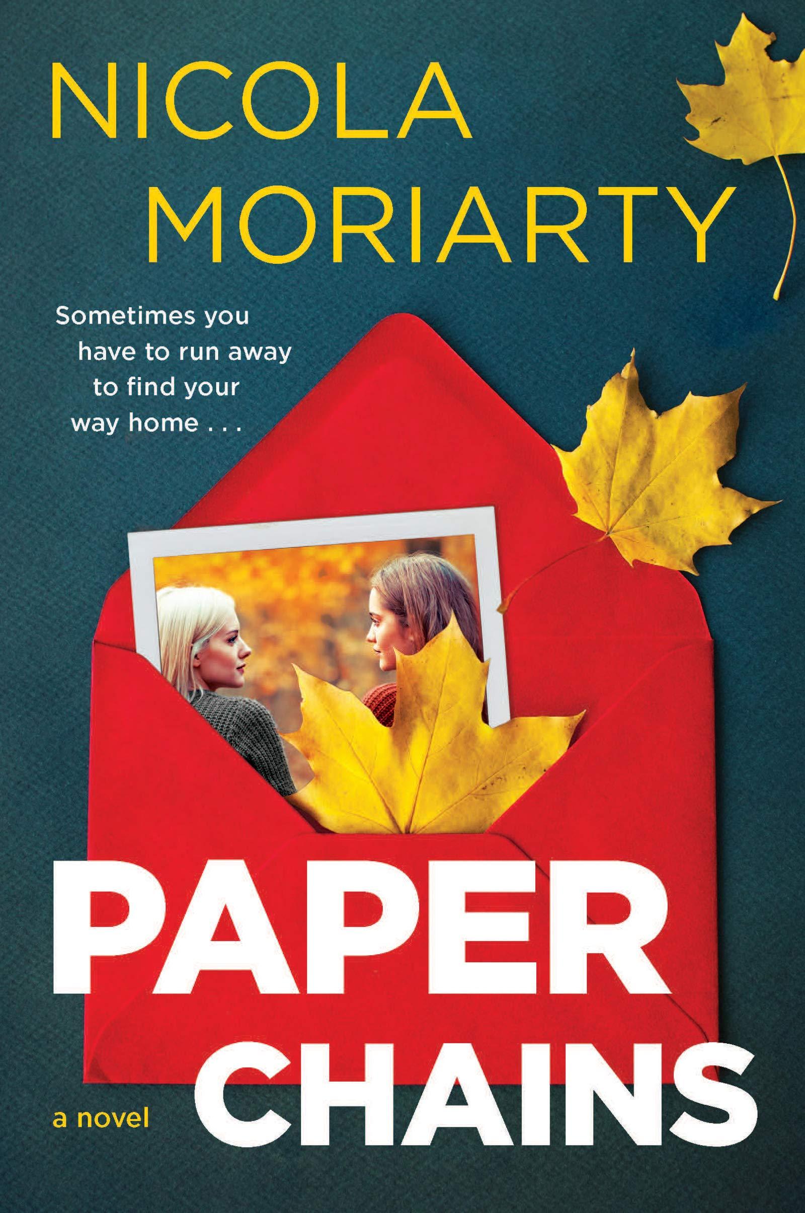 Author Interview - Nicola Moriarty