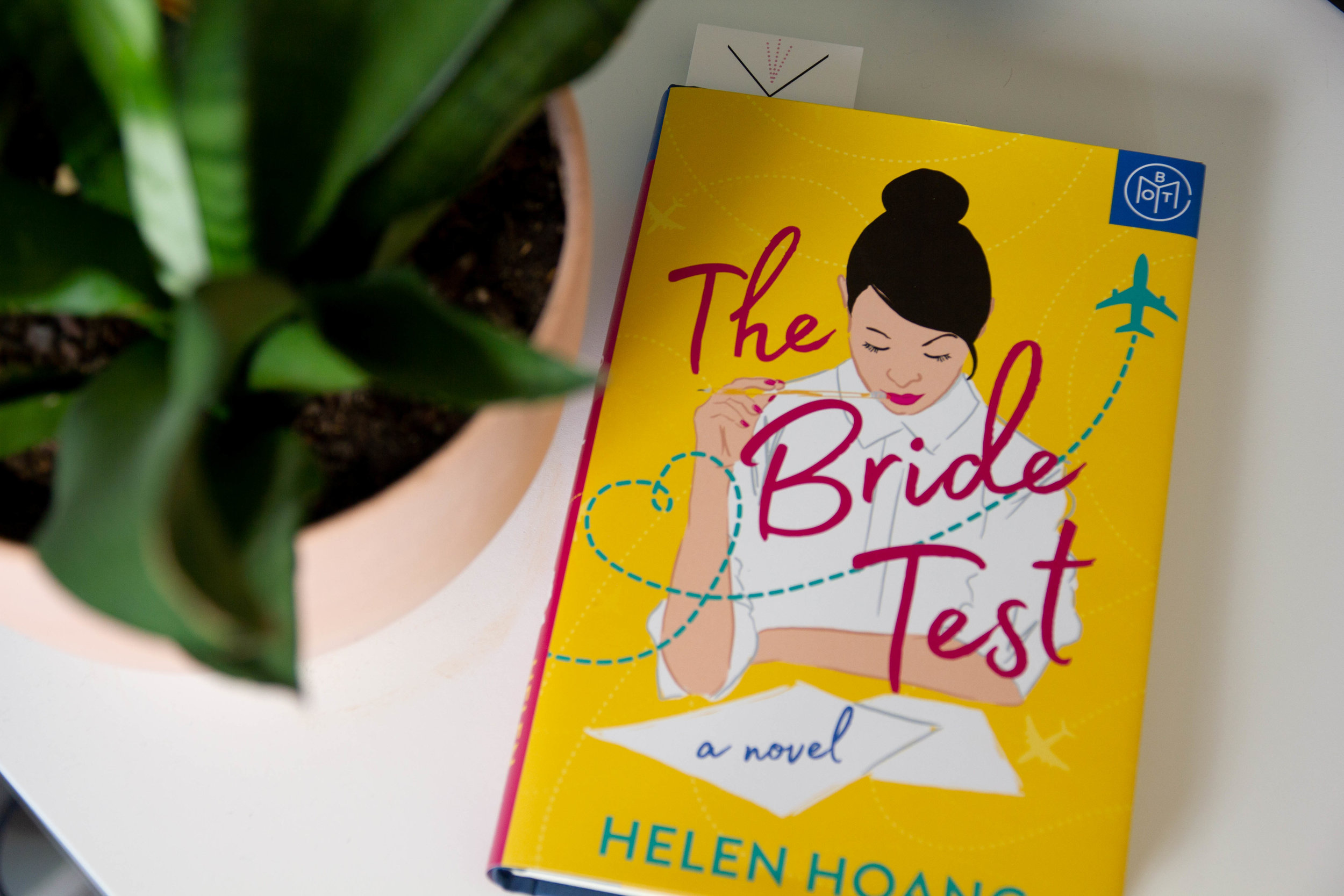 Book Review - The Bride Test by Helen Hoang