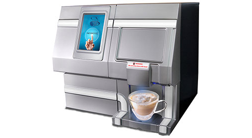 Enjoy delicious coffees, latte's, cappuccinos and more with the CX Touch. Blend soluble milk and chocolate with individual capsules of coffee and tea to create coffee house quality drinks. Simply scroll through the high resolution touch screen, select your drink, insert a capsule and your drink is prepared in under a minute. No need to leave the workplace for great tasting coffee.