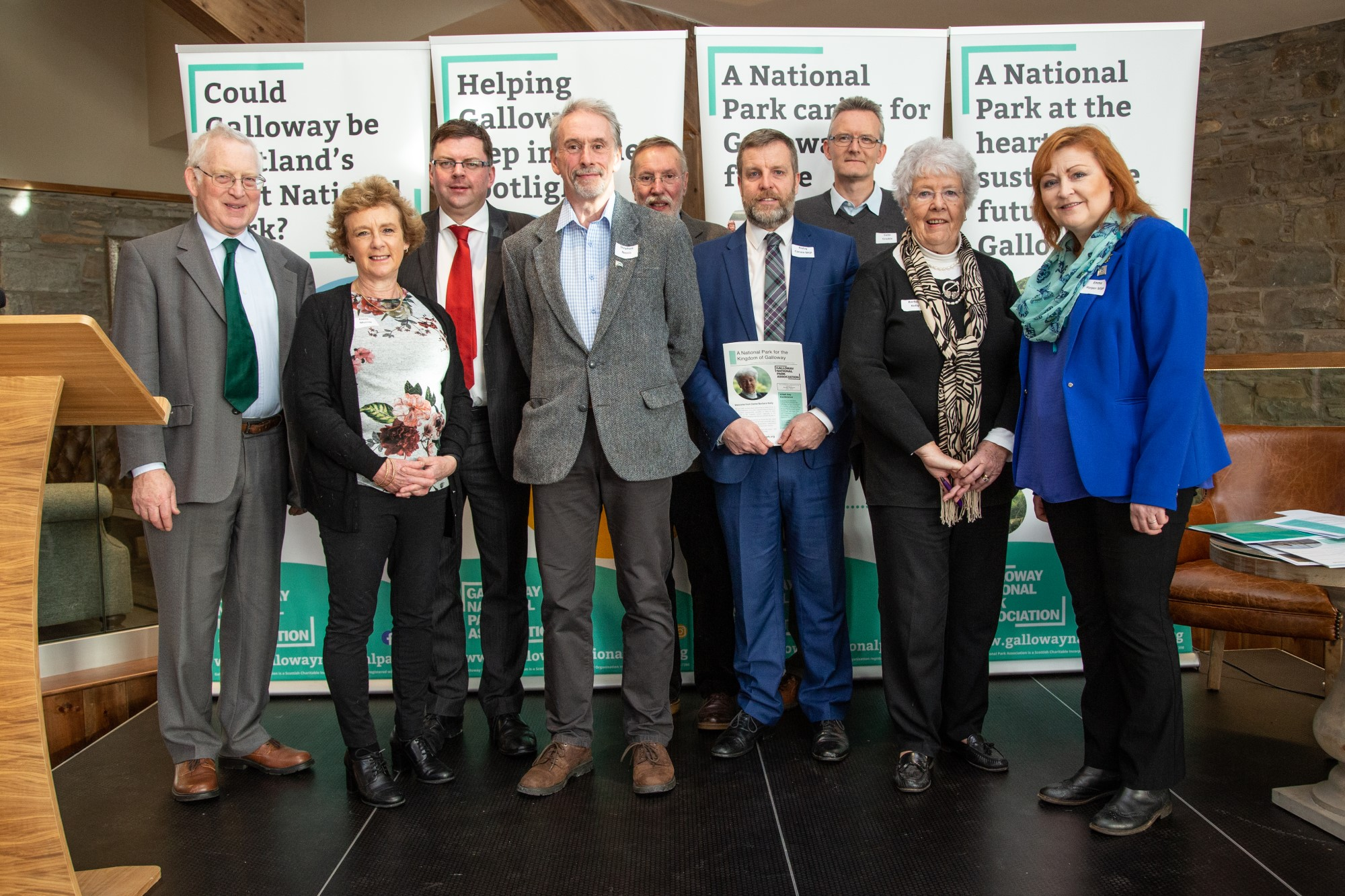 Click  here  or on the image above for a report on the GNPA Conference held on 12th November