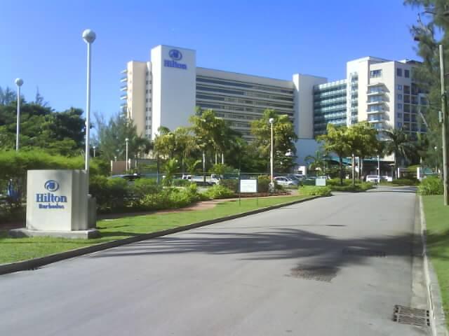 Hilton Hotel, Barbados