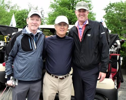 Ralph Crozier, Tony Warner, Jim Wilson