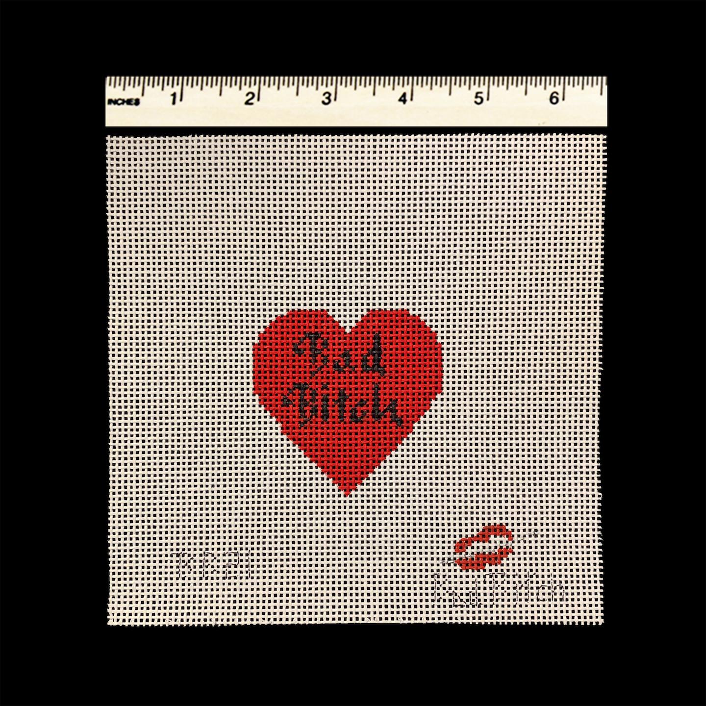 Mini Bad Bitch Heart (BB21)