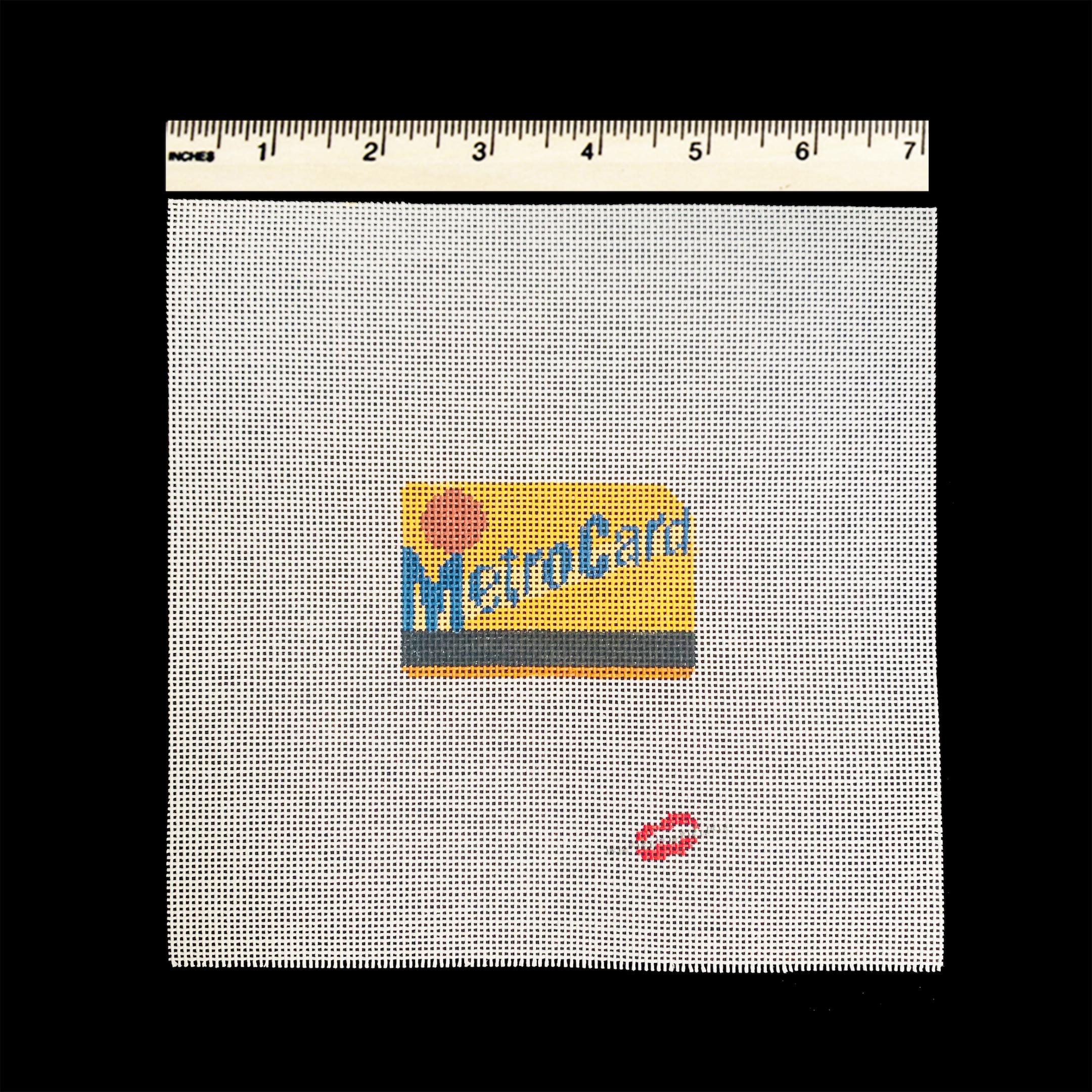 Mini Metrocard (BB33)