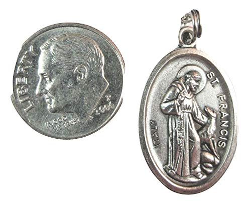 Interested in a St Francis Medal for your pet or a pendant for you? Its $3.50 just send us an email.