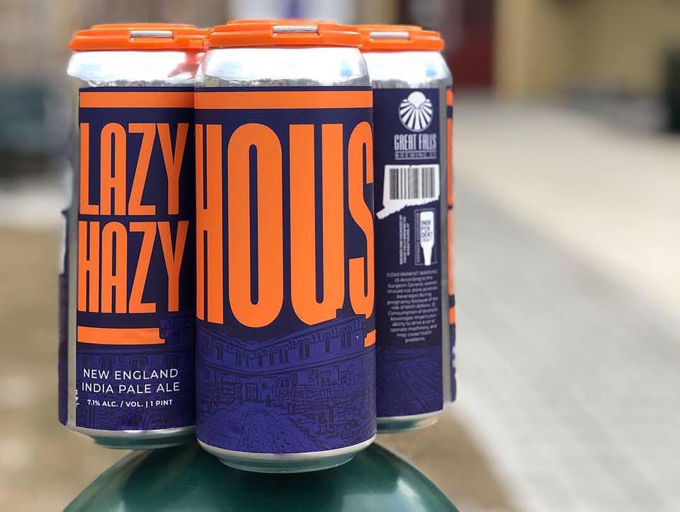 Lazy Hazy Housy IPA