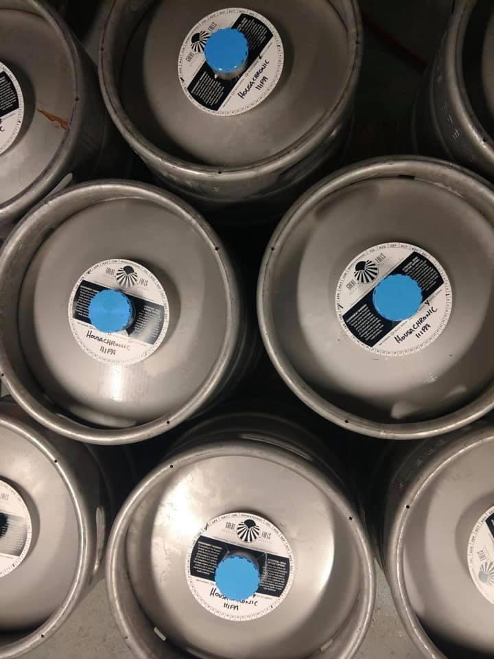 Revolving Beer List