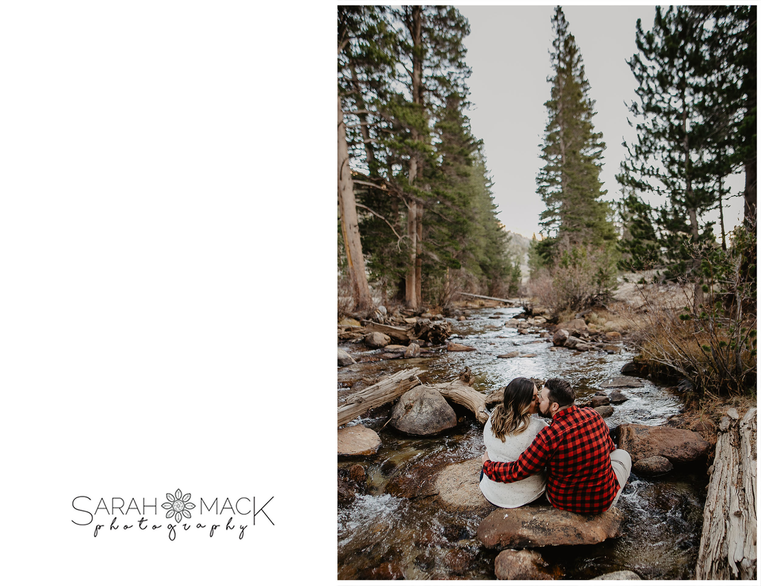 Rock Creek Mammoth Engagement Photography, Mountain Top Engagement