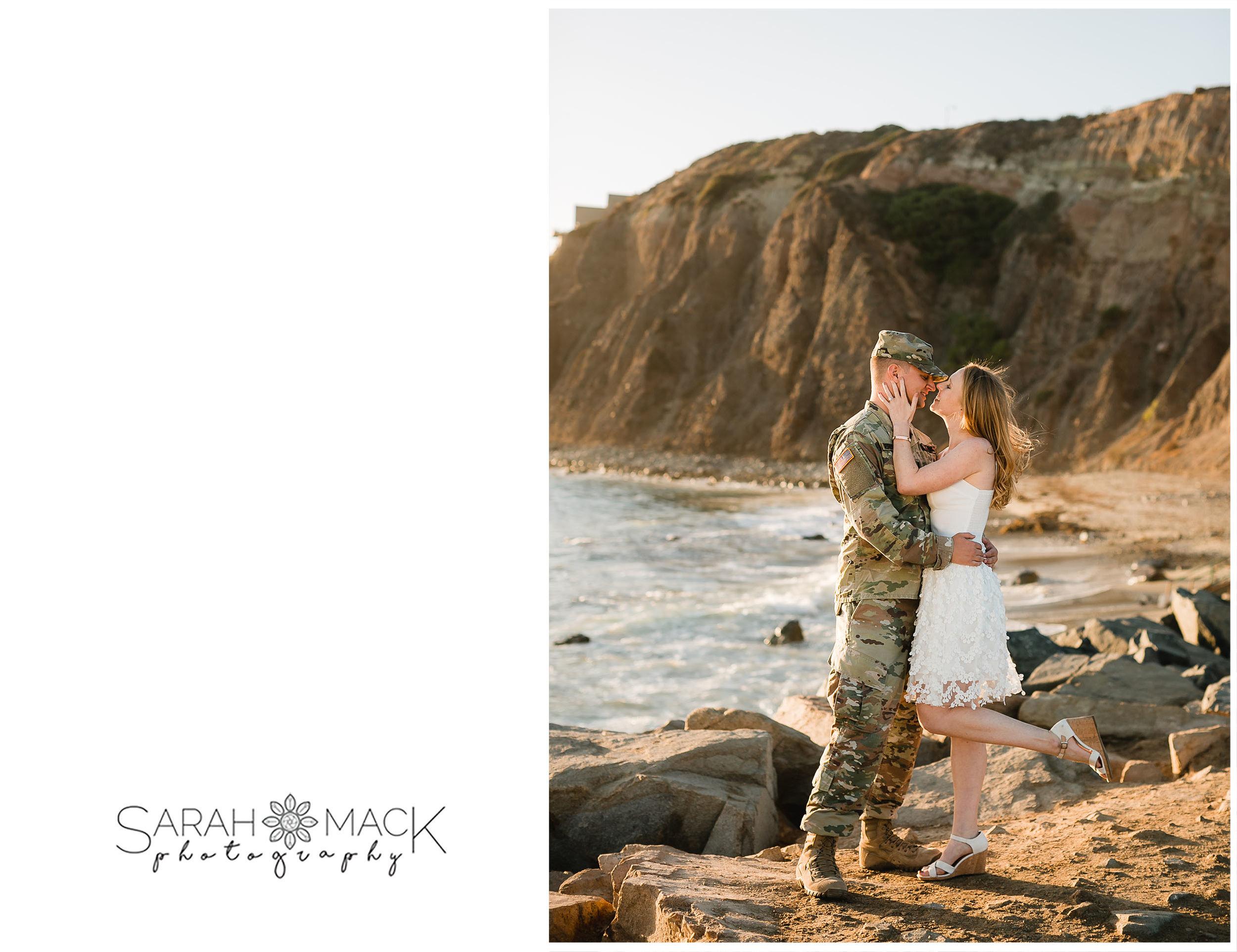Dana Point Harbor Engagement Photography