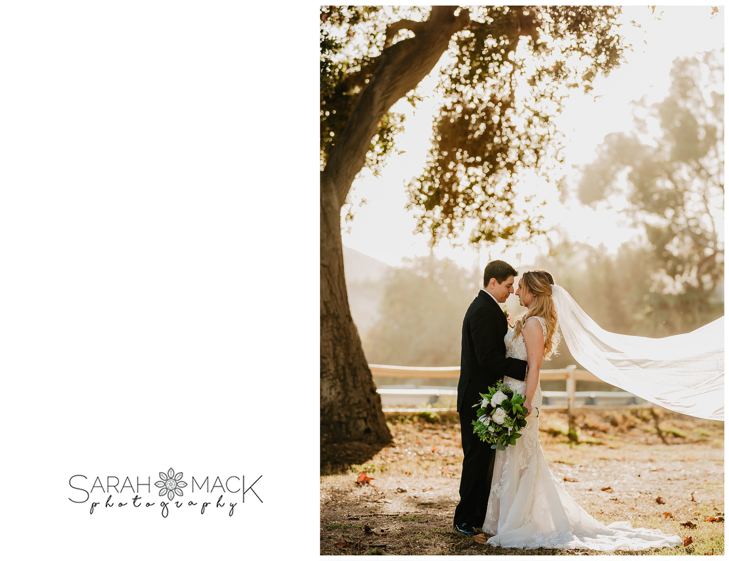 Calamigos Equestrian Wedding, Sarah Mack Photo