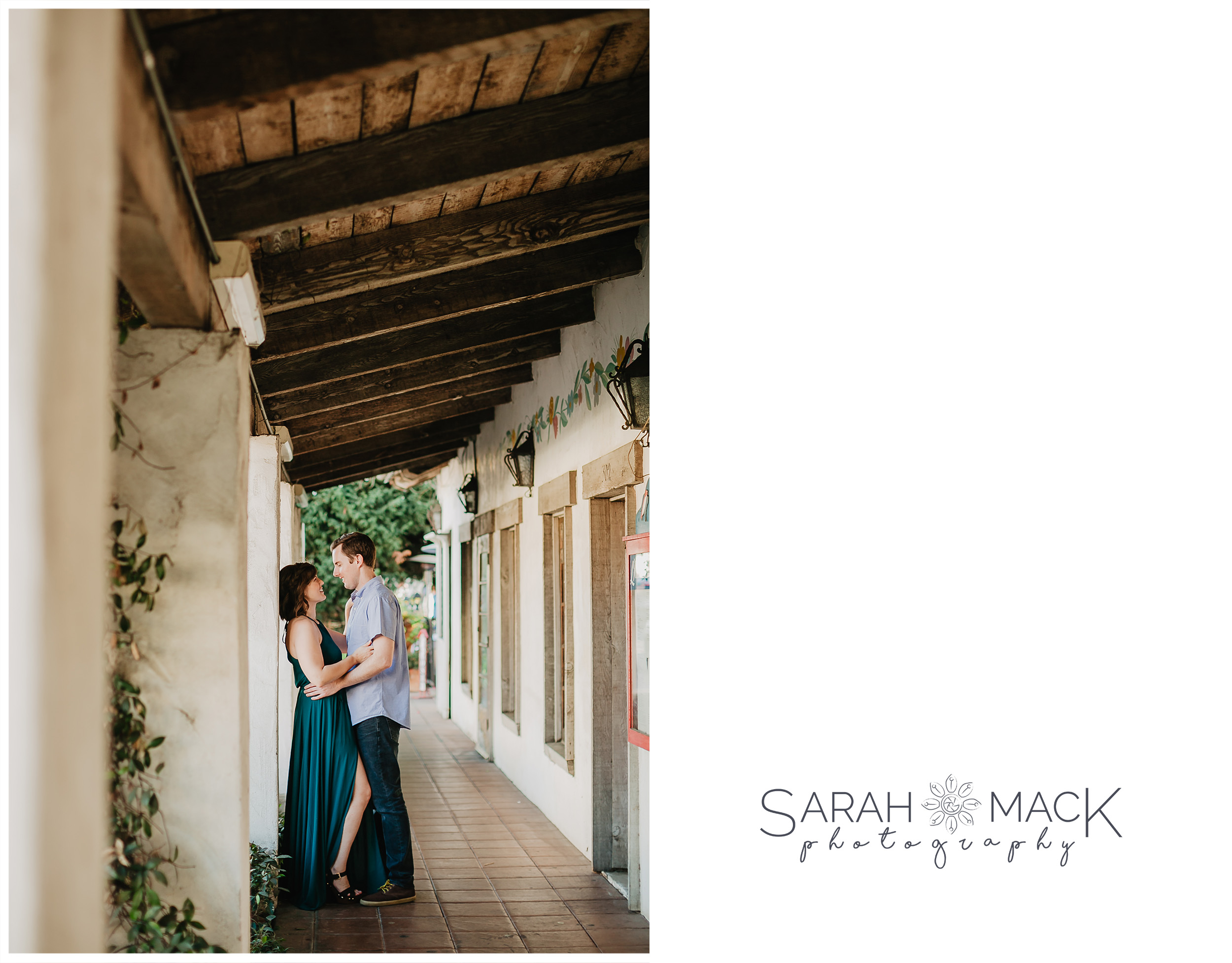 San Juan Capistrano Engagement Photography