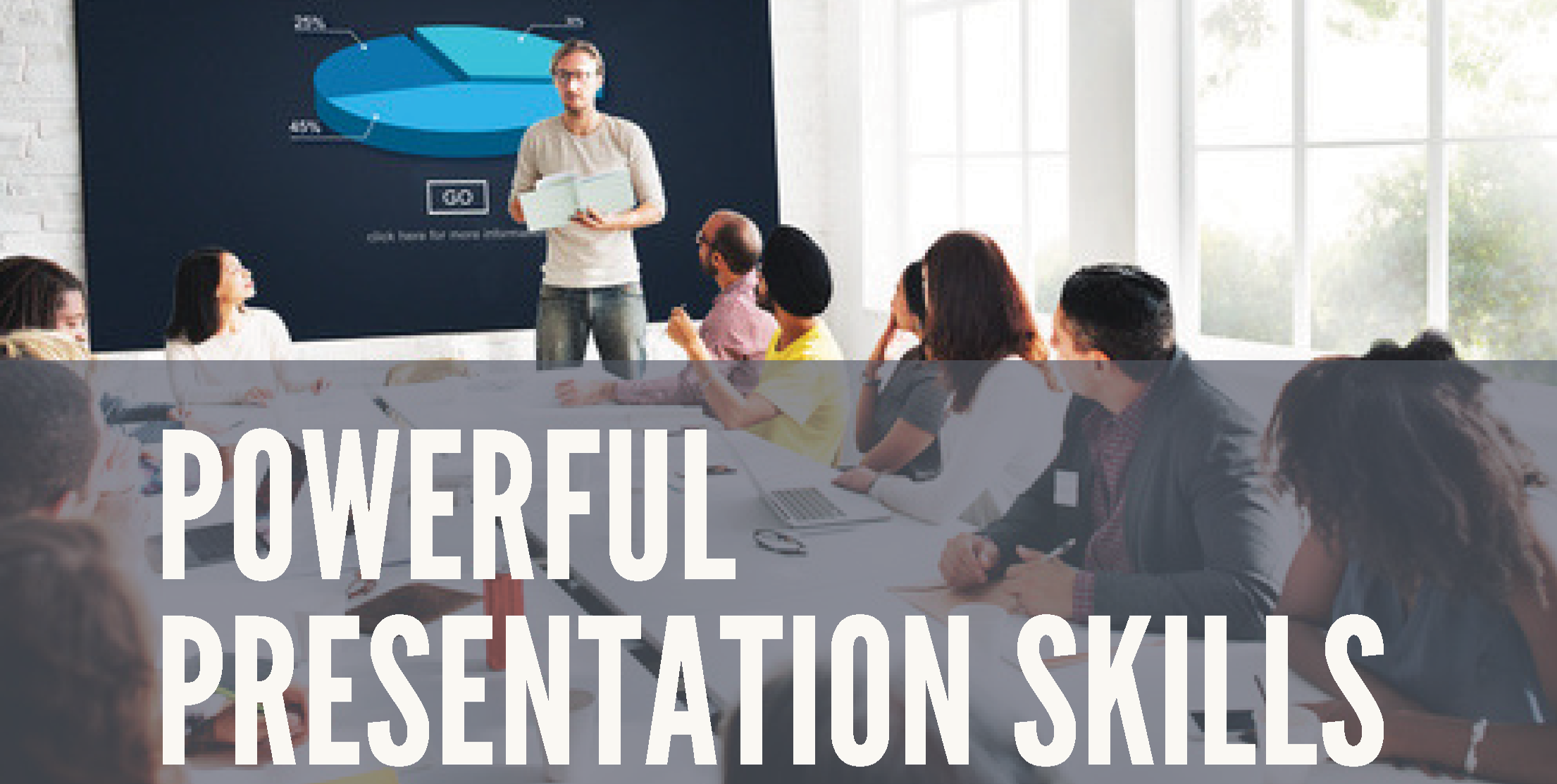 Powerful Presentation Skills - Presenting information clearly and effectively is a key skill to get your message or opinion across and, today, presentation skills are required in almost every field, especially in leadership. Whether you are a student, administrator or executive, if you wish to start up your own business, apply for a grant or stand for an elected position, you may very well be asked to make a presentation. The Coles Group understands this can be a very daunting prospect. Our workshop is designed to help the participant develop winning presentation skills. Course Duration: 1-2 Days