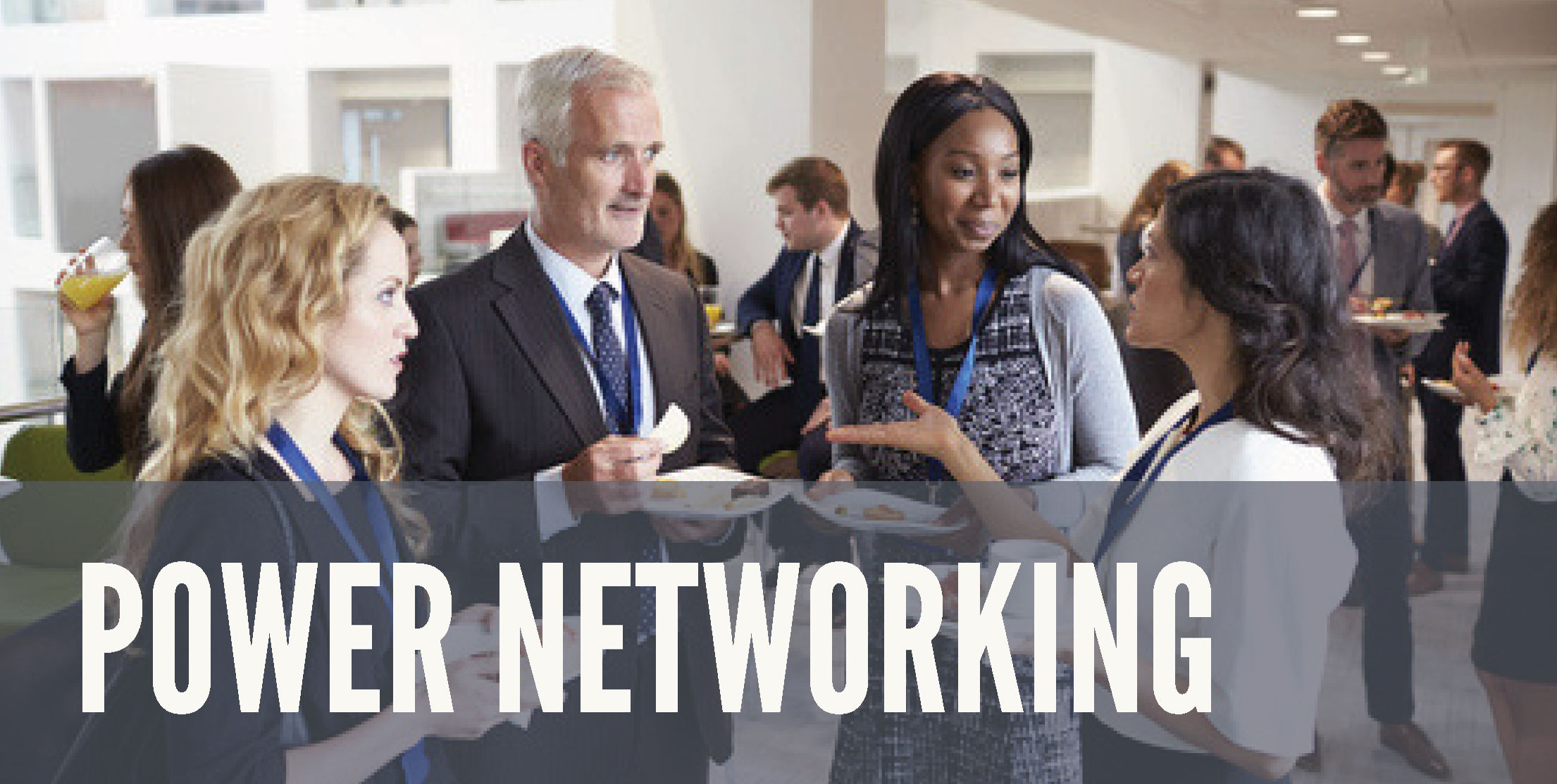 Power Networking - Networking is a critical skill for career success, but finding the time and confidence to make it happen is not always easy. In this workshop participants will join The Coles Group in a relaxed and comfortable setting designed to help participants become skilled networkers.Course Duration: 1.5 Days