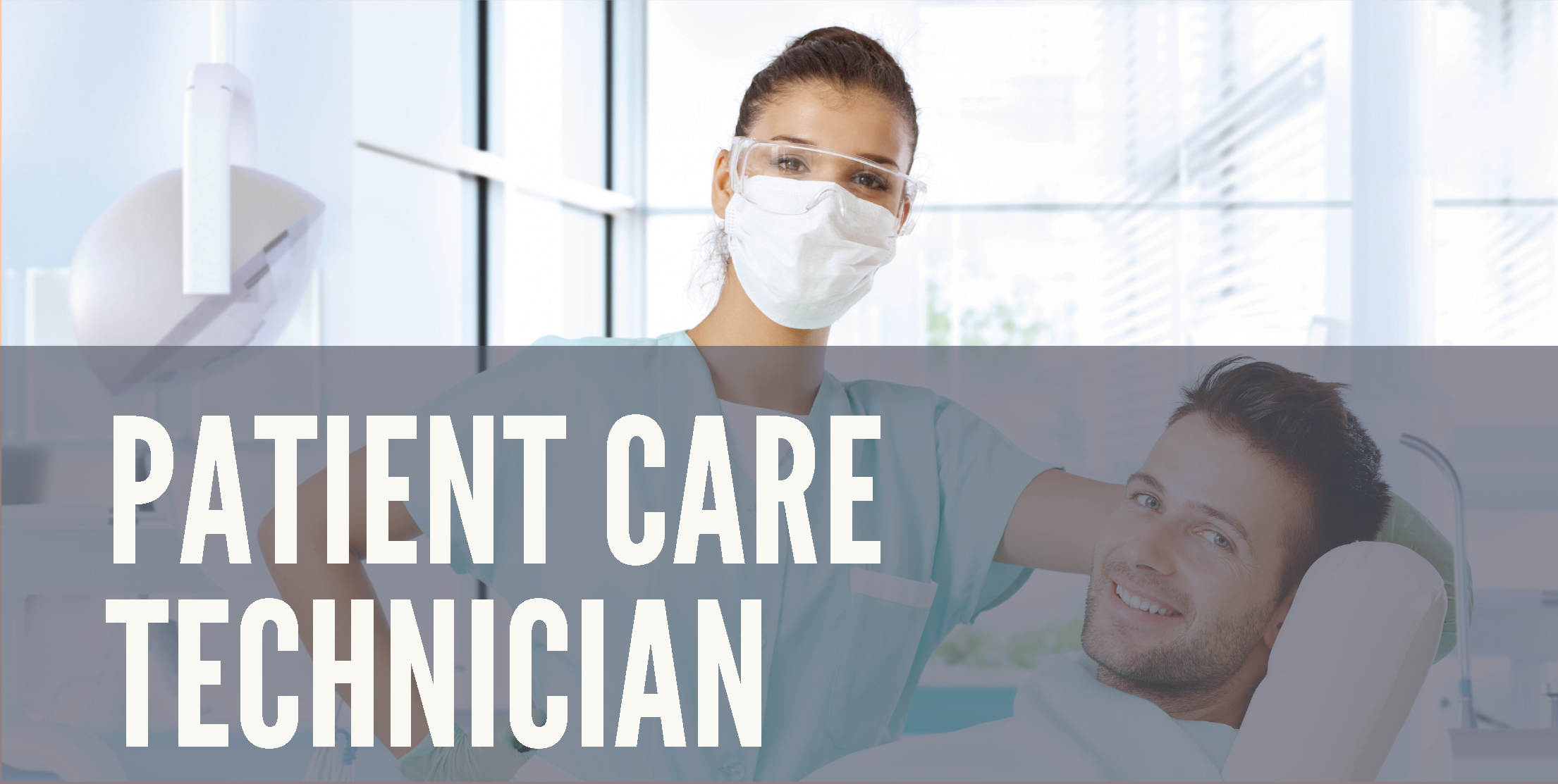 Patient Care Technician - Also known as a multi-skilled technician or a nurse-support technician. Review the basic skills learned in CNA courses and learn new skills necessary to become a Nursing Support or Patient Care Technician. Skills include trach care, wound care, Foley catheters, NG Tubes, ostomy care and tube feeding. Phlebotomy and EKG are also learned in this course. Course Duration: 8 weeksPrerequisites: CNA in good standing with the State Board of Nursing