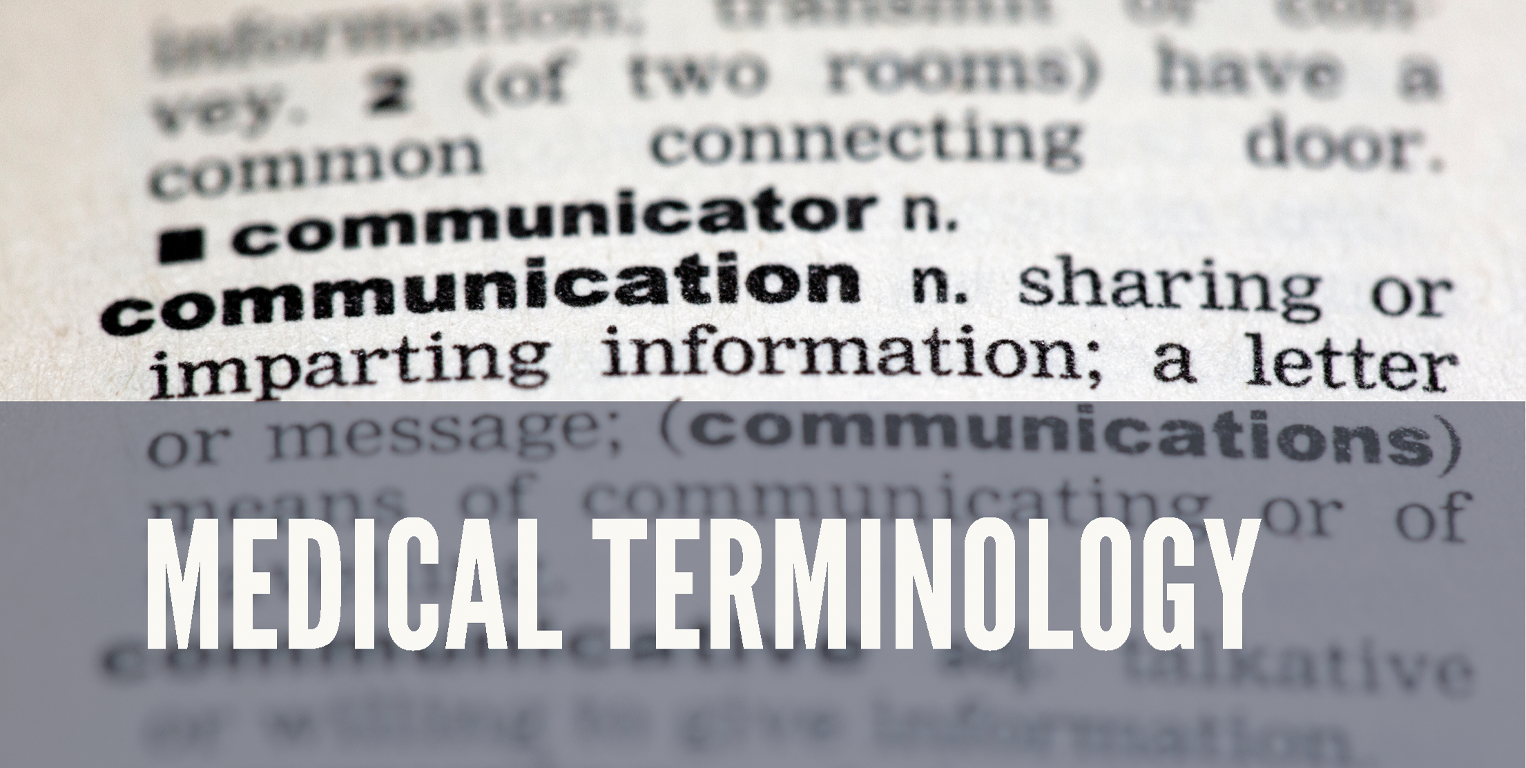 Medical Terminology - This medical terminology course covers the medical language and terminology used by health care professionals everywhere. In easy to review lessons, you'll find our user- friendly format will give you a solid foundation in medical language. You will analyze individual word parts such as prefixes, suffixes and word roots, along with learning body system dynamics, basic medical language, body orientation, health, wellness, and disease terms. You will learn the basic components of medical terminology as it relates to each body system.Course Duration: 3 weeks