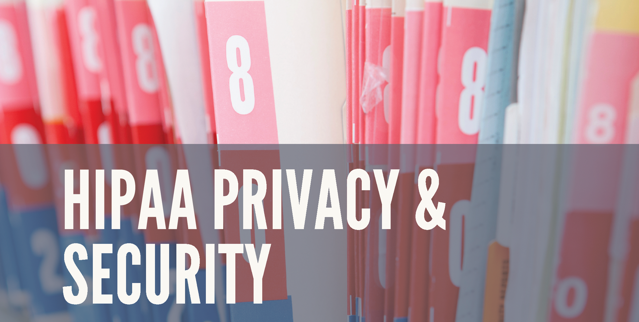 HIPAA Privacy & Security - Health care providers are subject to numerous state and federal laws addressing the use and disclosure of an individual's health information. This course is designed to cover every aspect of HIPAA and equip employees with the knowledge to conform to its required standards. This course is taught in two parts.Part 1: HIPAA Privacy Rule. The following will be discussed during this portion of the course: Introduction to HIPAA, Important Definitions associated with the HIPAA Privacy Rule, Information Covered by the Privacy Rule, How to Handle Requests for PHI, Appropriate Use and Disclosure under the Privacy Rule, Patient Rights under the Privacy Rule, and Privacy Practices and Breaches of Confidentiality Part 2: HIPAA Security Rule. The following will be discussed during this portion of the course: Introduction to the HIPAA Security Rule, Why Do We Need the Security Rule?, Who Does the Security Rule Apply To?, How Does an Organization Comply with the Security Rule?, and How Does an Employee Comply with the Security Rule?Course Duration: 8 hours