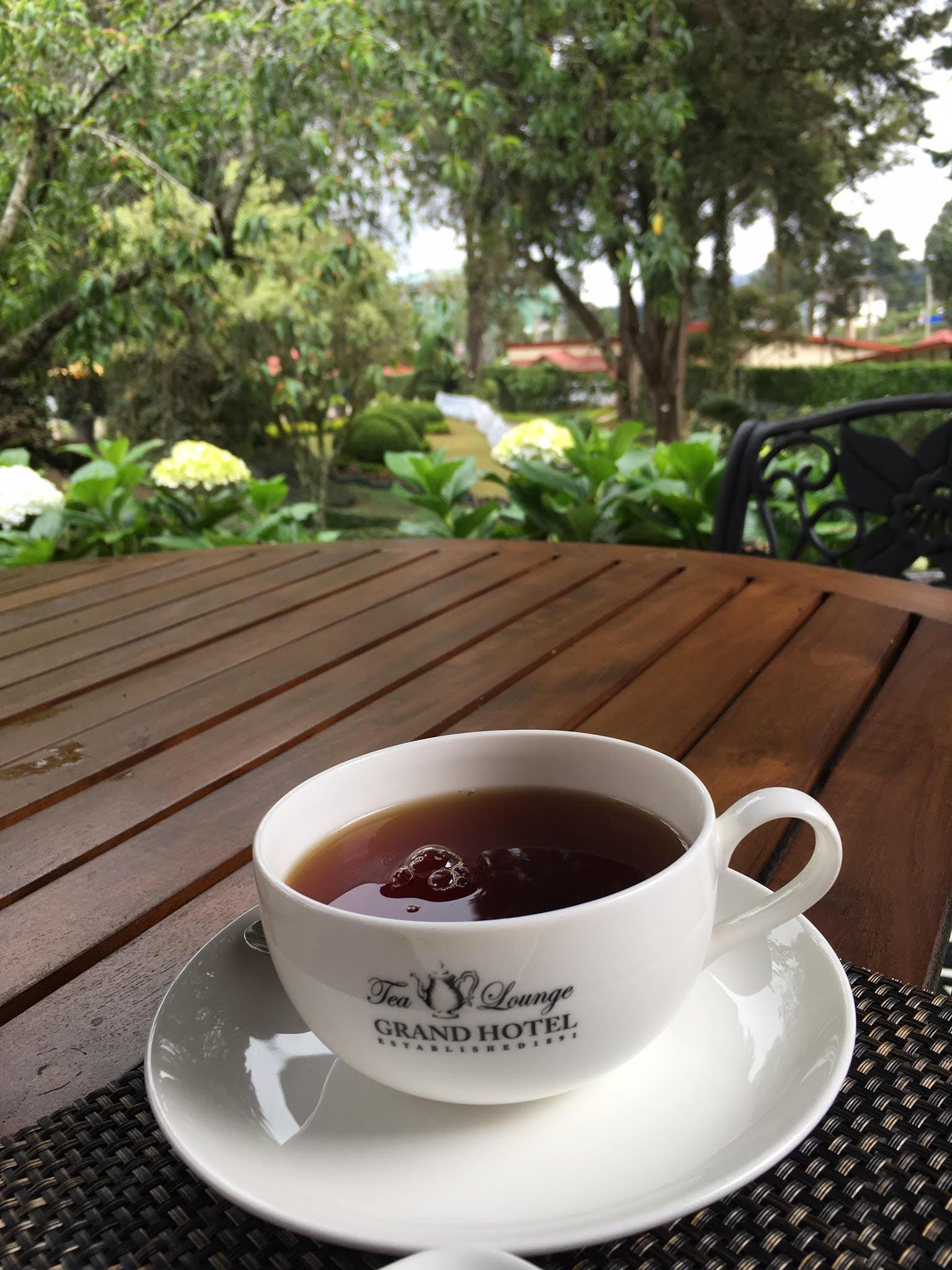 Orange tea in Sri Lanka. Contributed by Flying Fluskey.