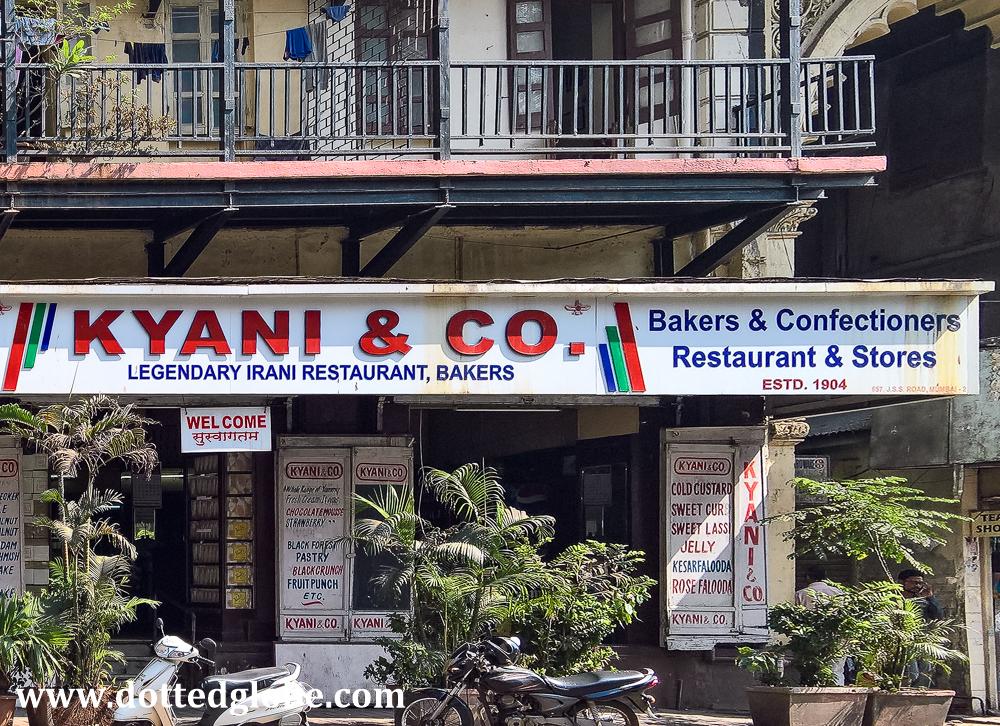 Irani Masala Chai at Kyani & Co in Mumbai. Contributed by Dotted Globe.