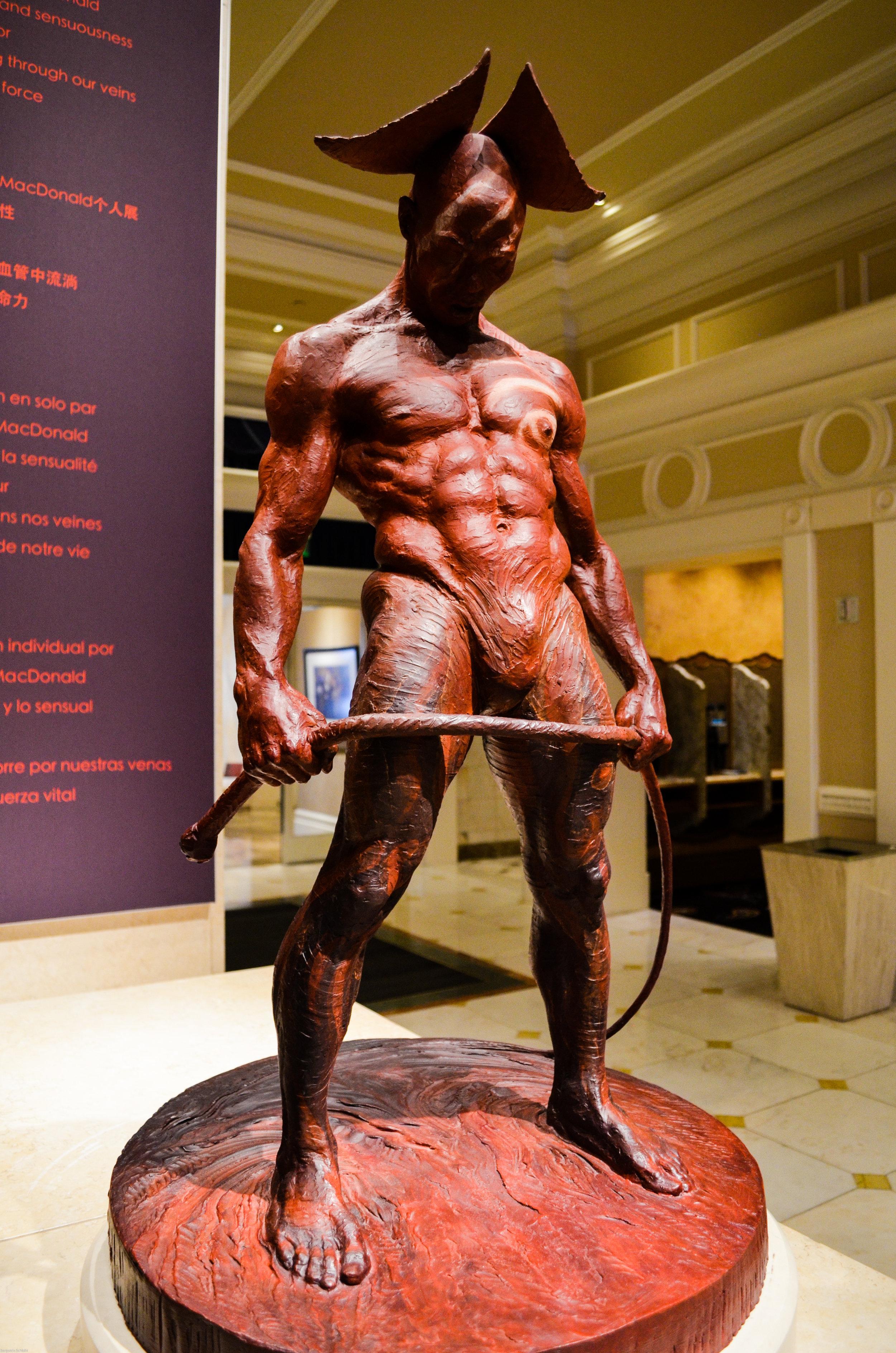 Richard MacDonald sculptures 3