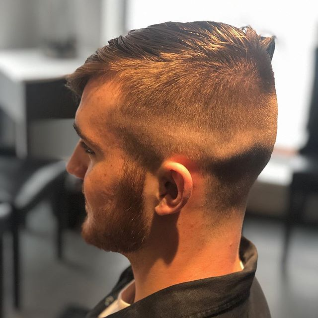 Craving a new summer look? Check out this great fresh cut by Trevor! #menshair #freshcut #menshairstyles #newlook #fadehaircut