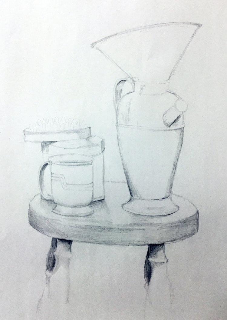 Drawing carlie sherry studios