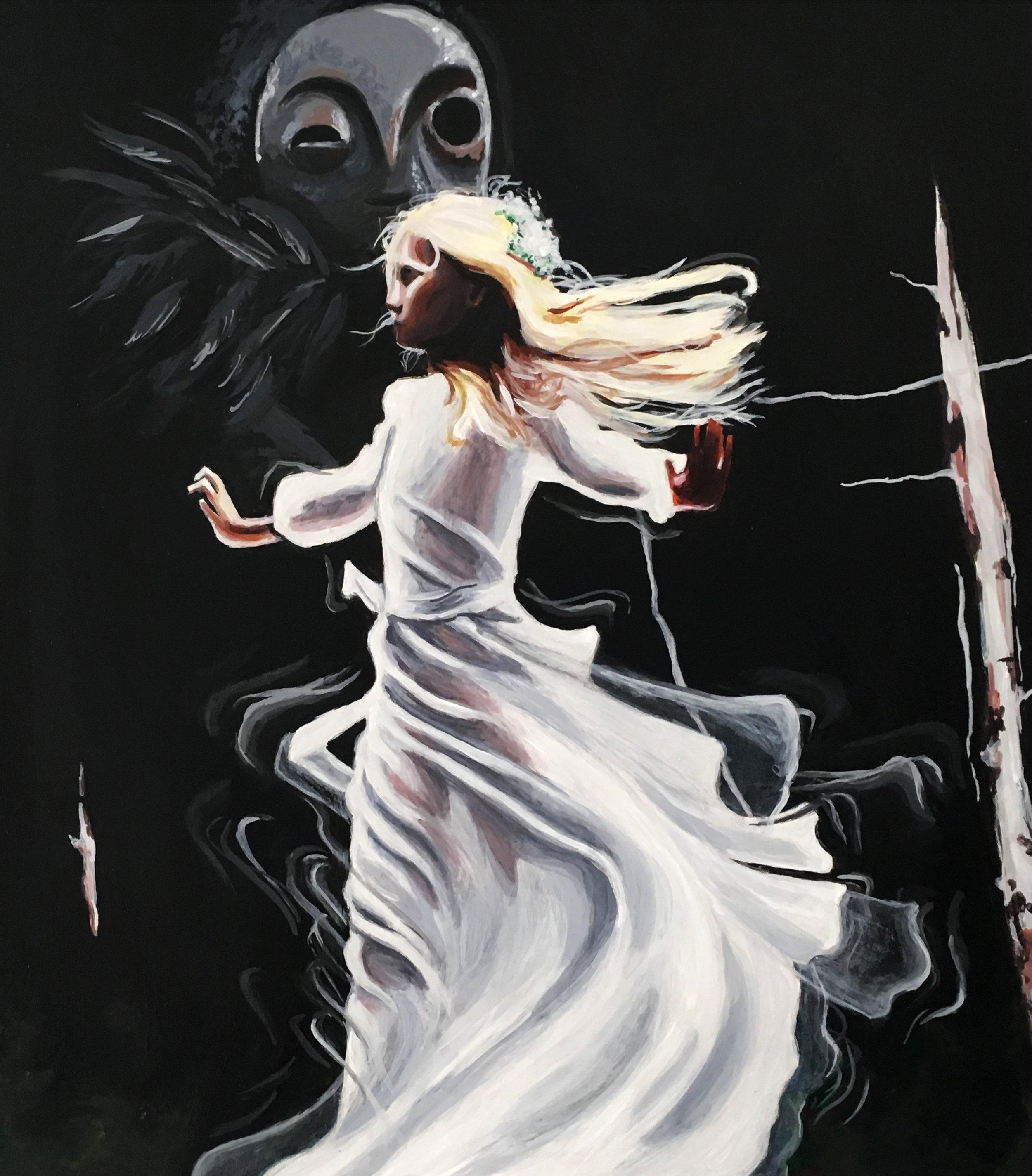 Futurism- Sensation of Movement