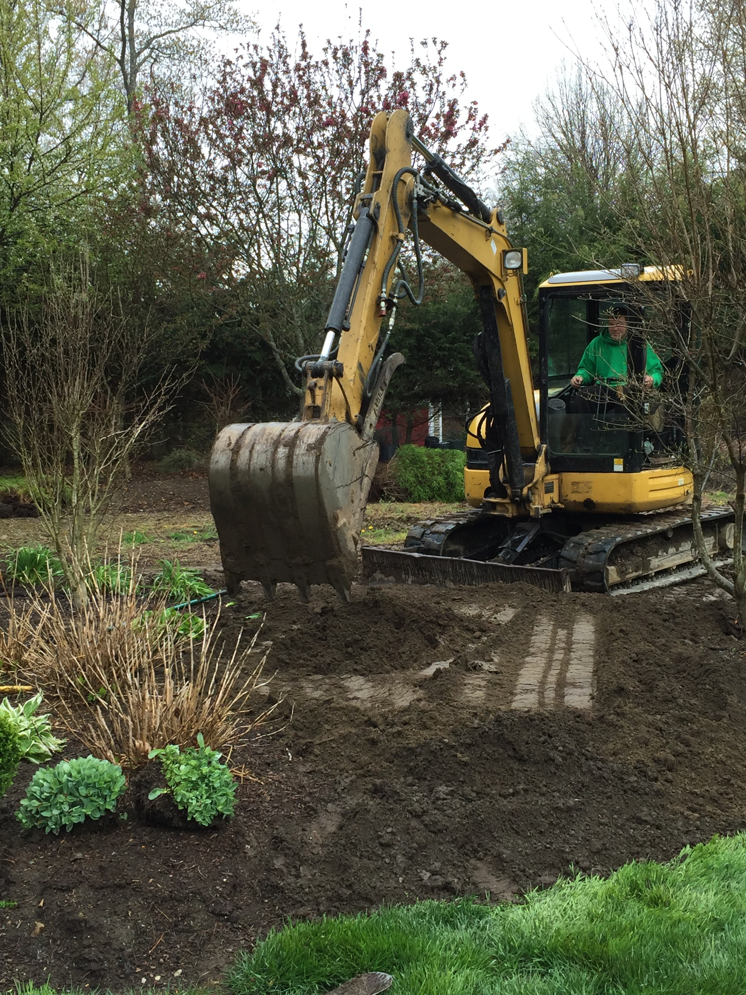 Professional excavation companies in Milford, MA