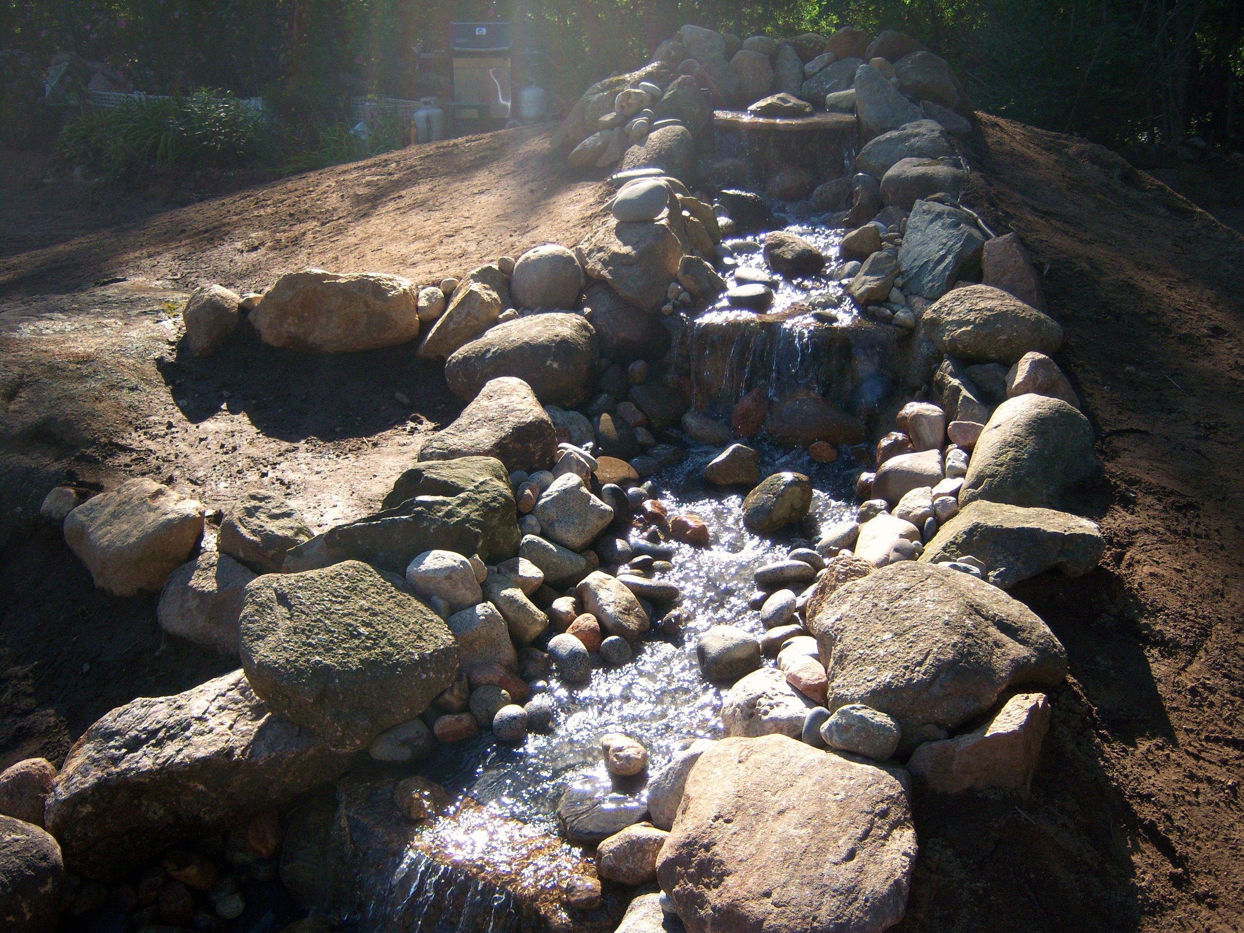 Beautiful Water Features to Give Your Sudbury, MA, Front Yard Landscaping a Boost