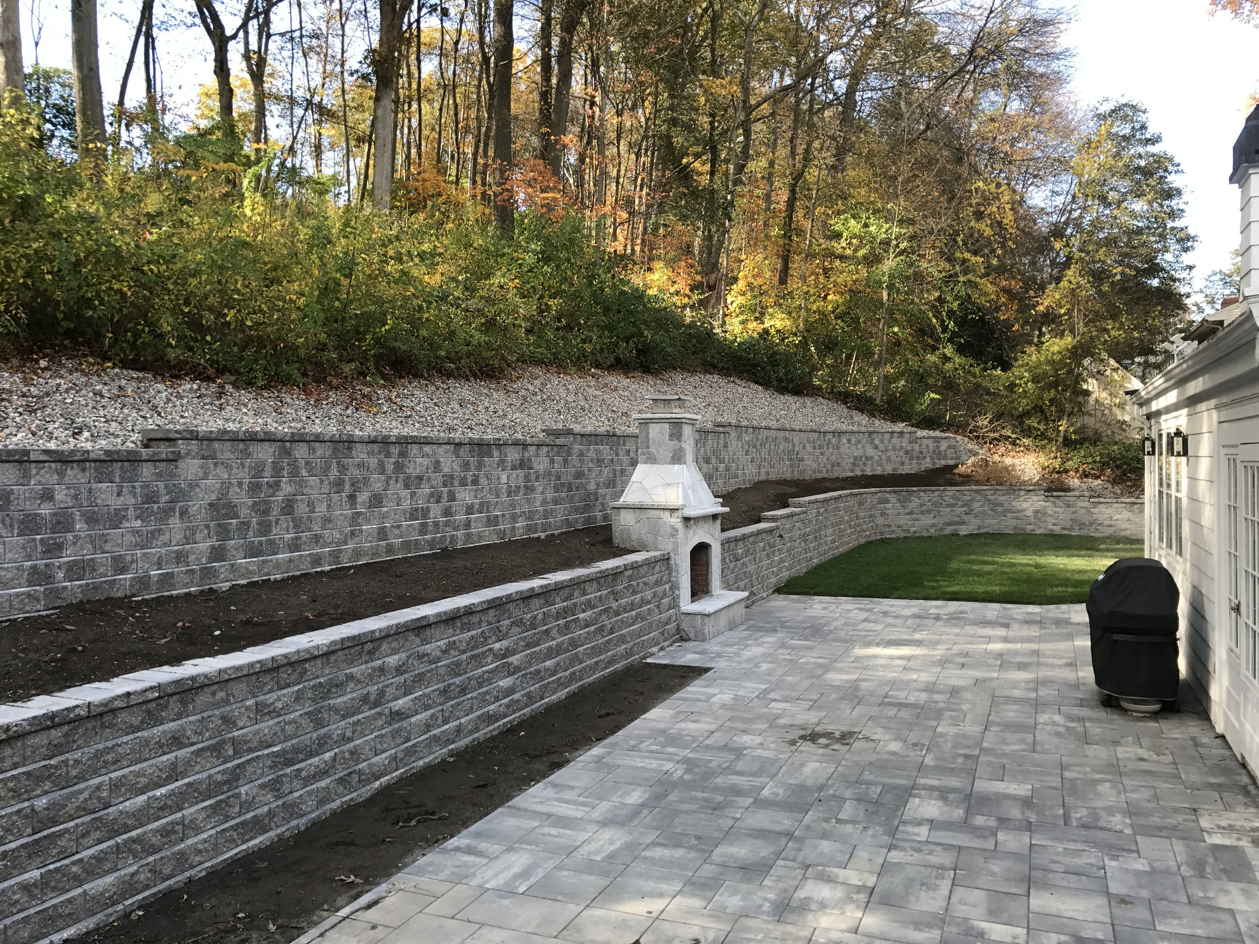 Increase the Comfort of Your Millis, MA, Backyard with an Outdoor Fireplace