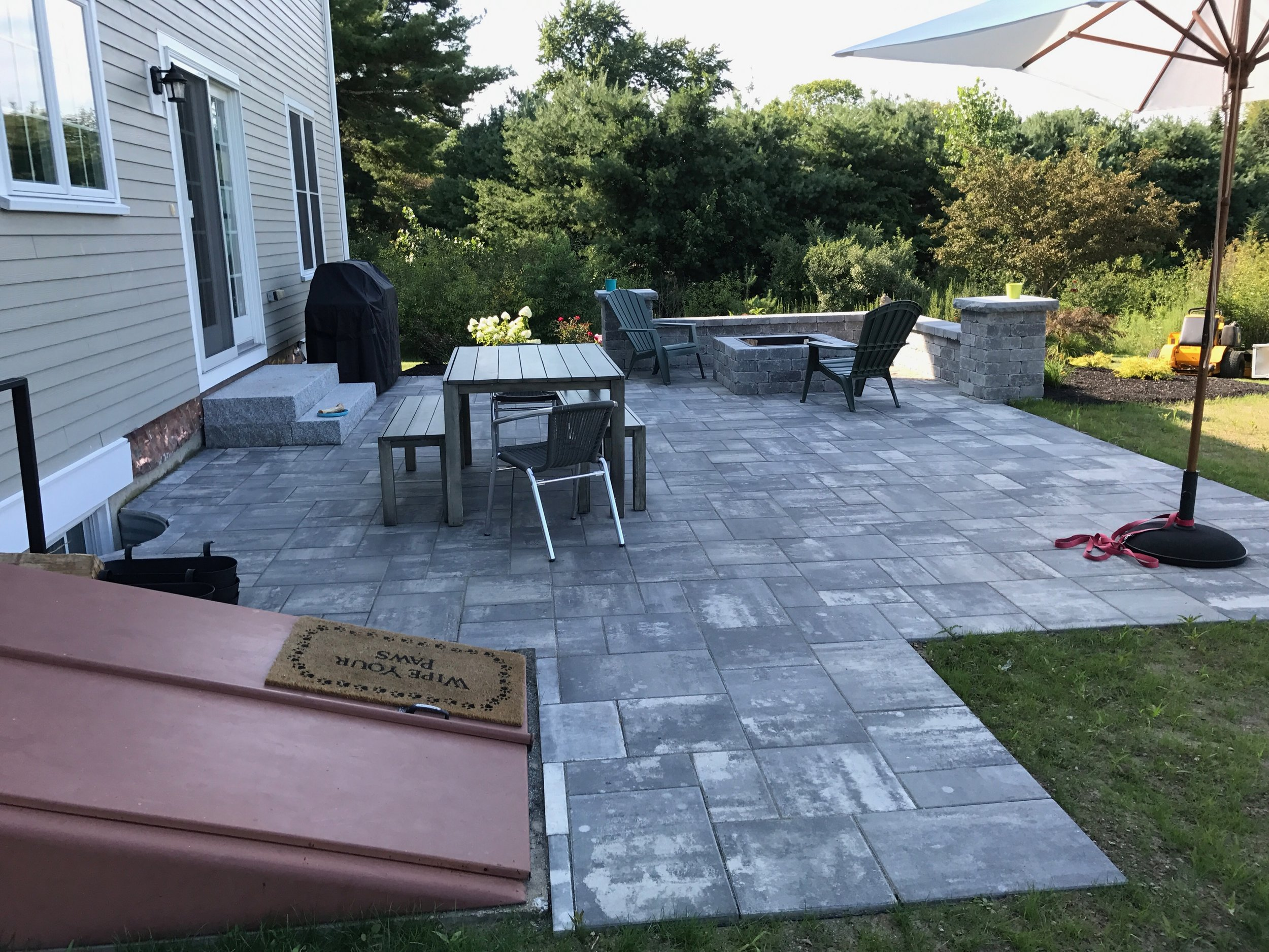 Do's and Don'ts of Paver Patio Installation in Wellesley, MA