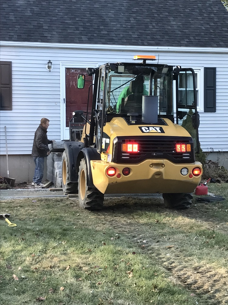 Excavation companies in Newton, MA