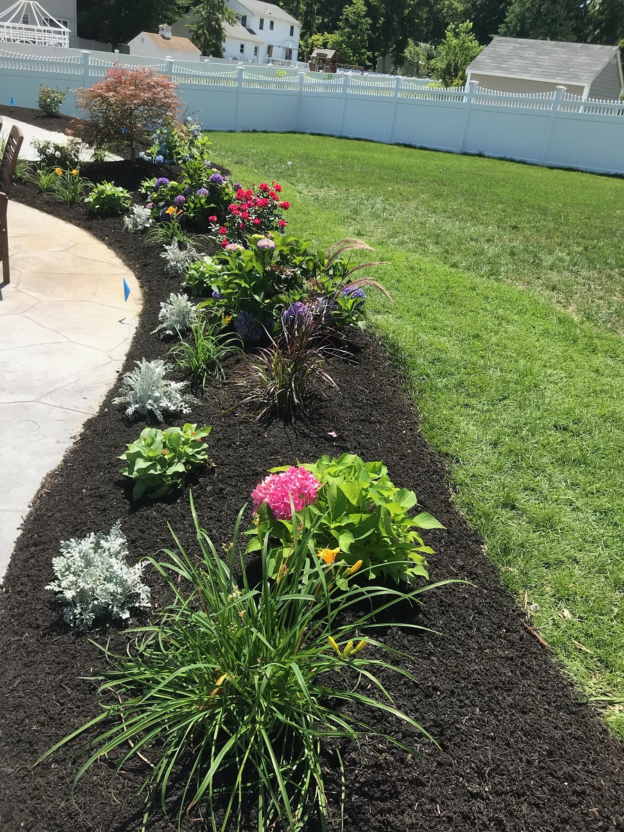 Landscape design and landscape maintenance in Wellesley, Massachusetts