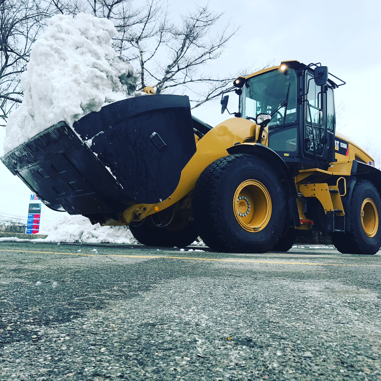 Sharon, Massachusetts landscape maintenance with snow removal