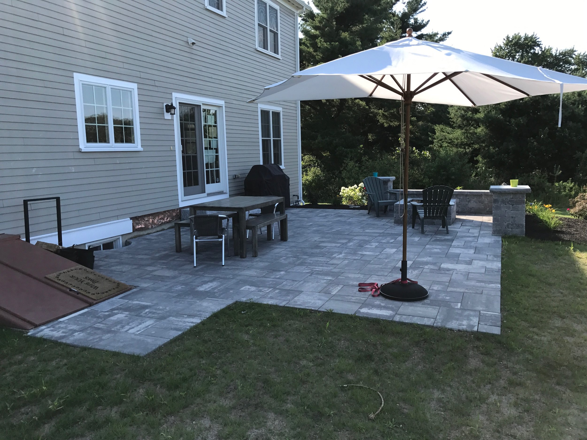 Create an Alluring Effect with These 8 Pavers for Your Newton, MA, Patio Installation