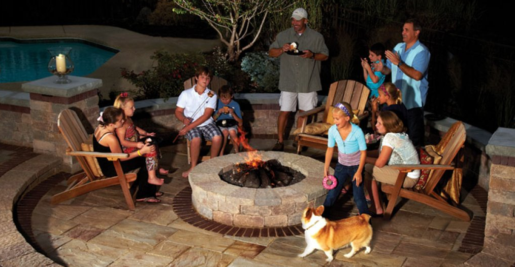 3 Reasons to Include a Fire Pit in Your Landscape Design in Needham, MA