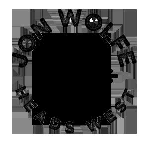jon wolfe heads west logo.png