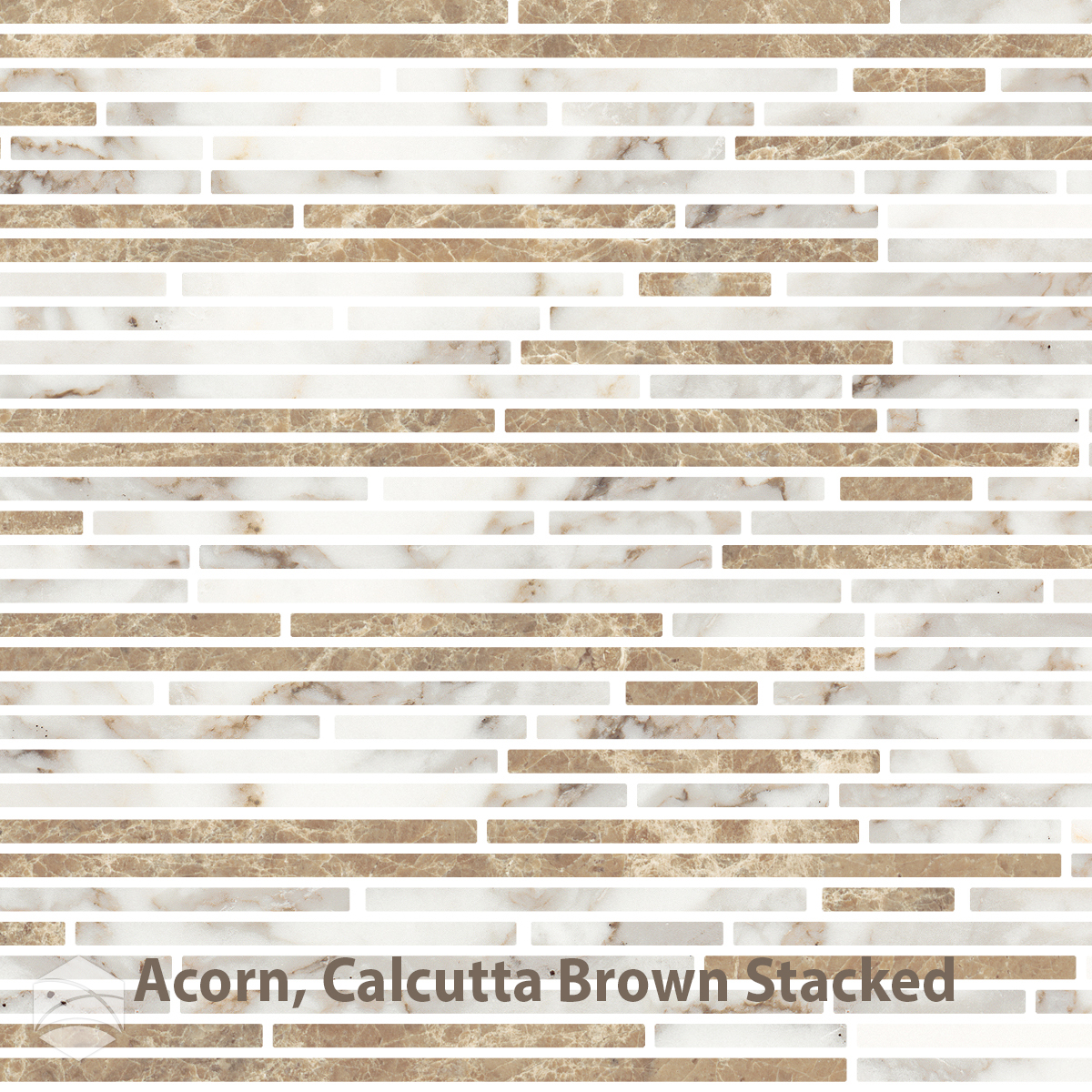 Acorn, Calcutta Brown Stacked LT_V2_12x12.jpg