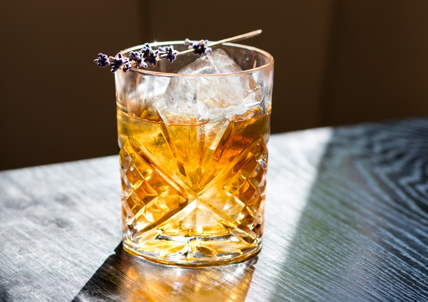 OUR FAV. - Lavender Negroni