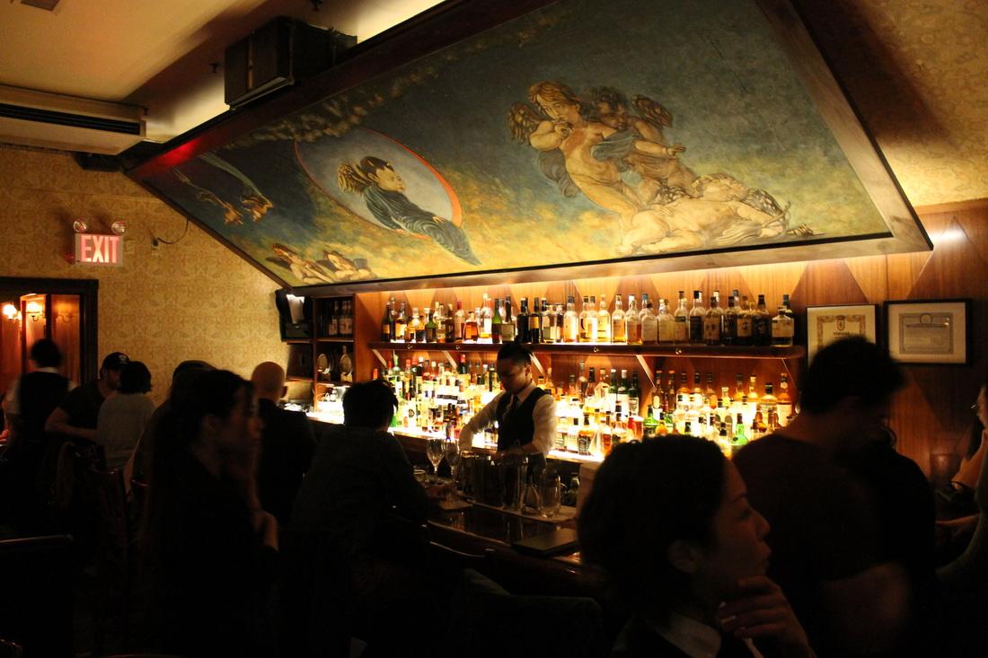ANGEL'S SHARE. - NEW YORK | East Village