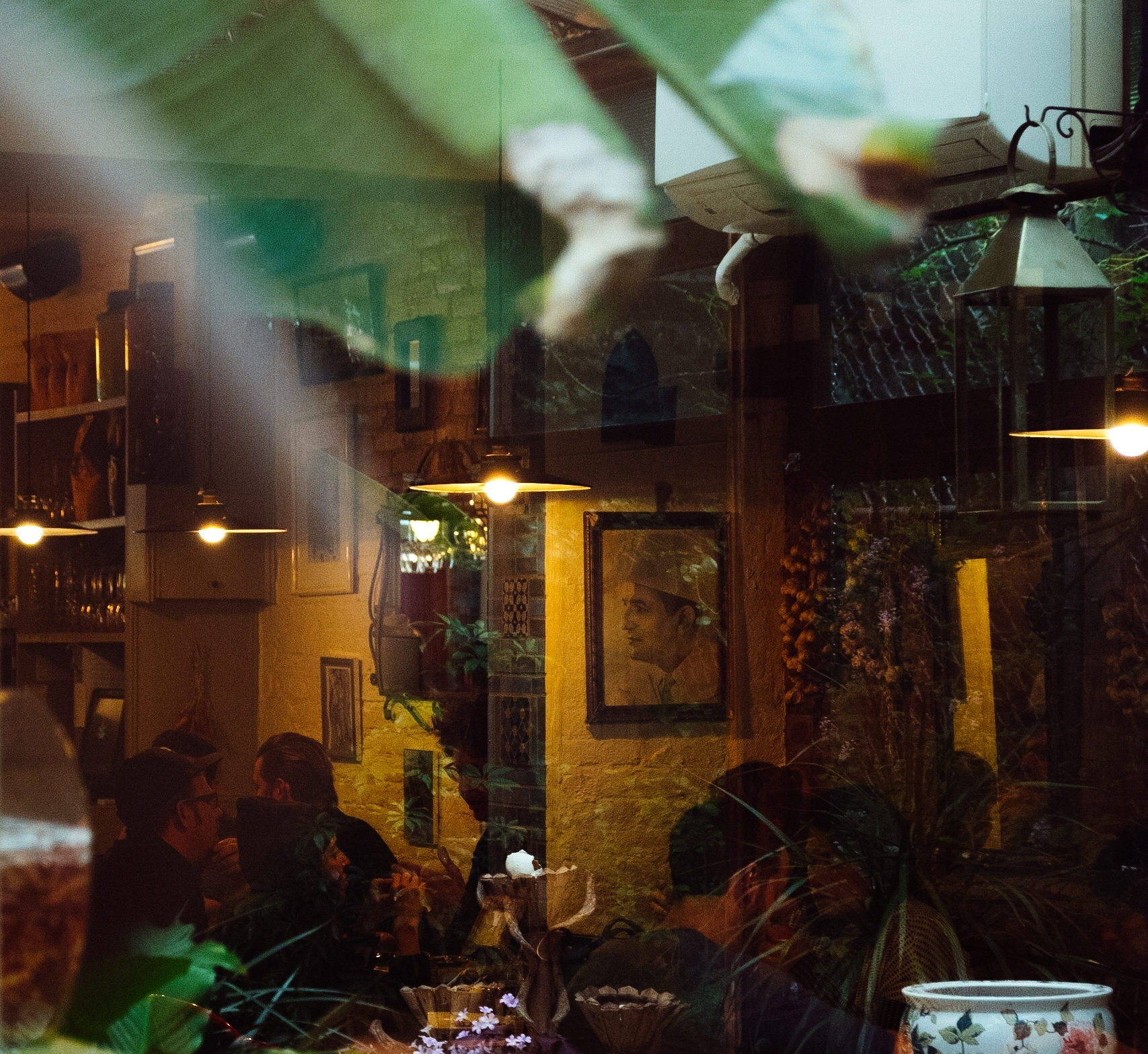 CAFE MOGADOR. - NEW YORK | East Village